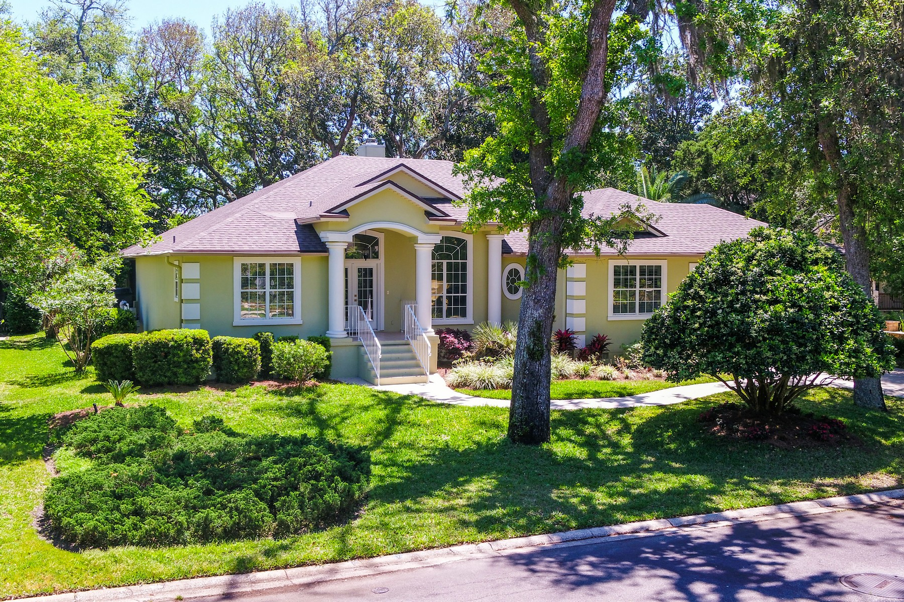 single family homes for Active at 2732 Jean Lafitte Drive Fernandina Beach, Florida 32034 United States