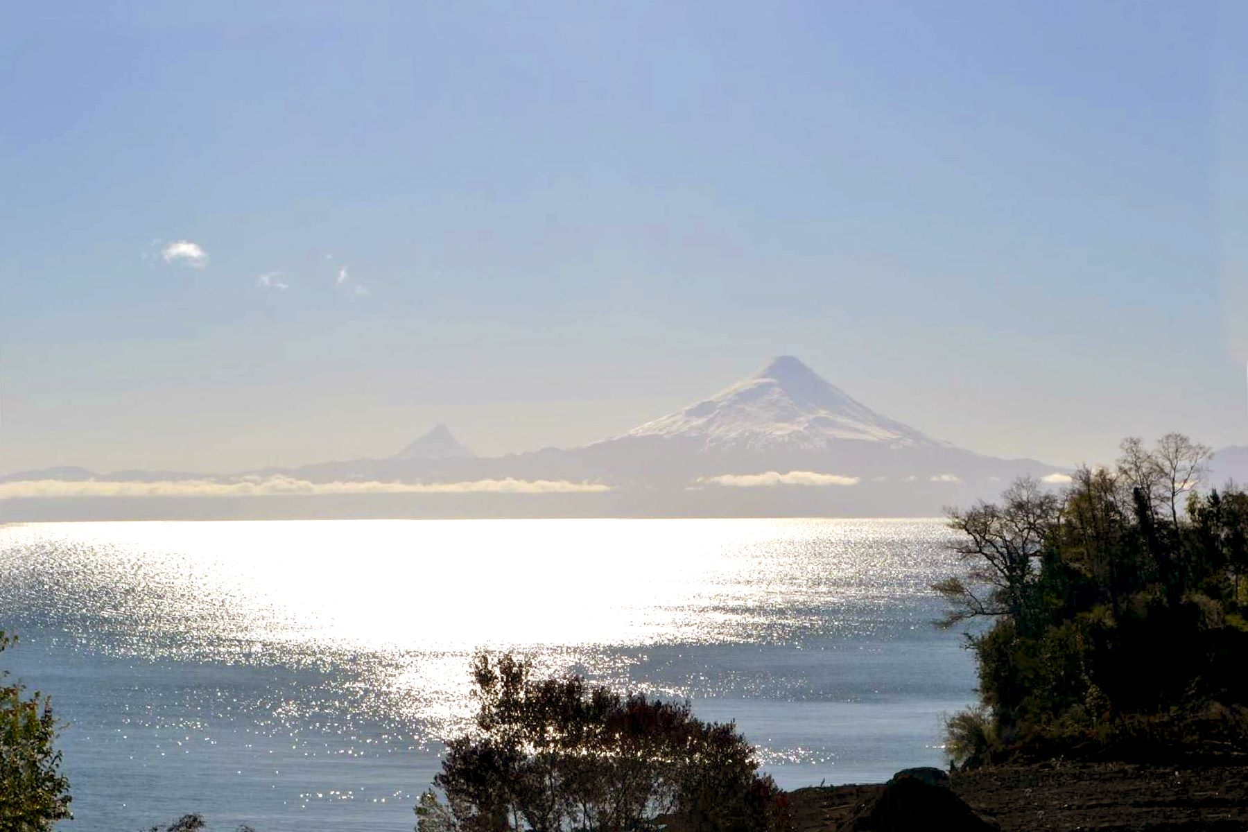 Land for Sale at Exclusive and Unique Lot - Lakeshore of Llanquihue, Totoral Bay Puerto Montt, Los Lagos Chile