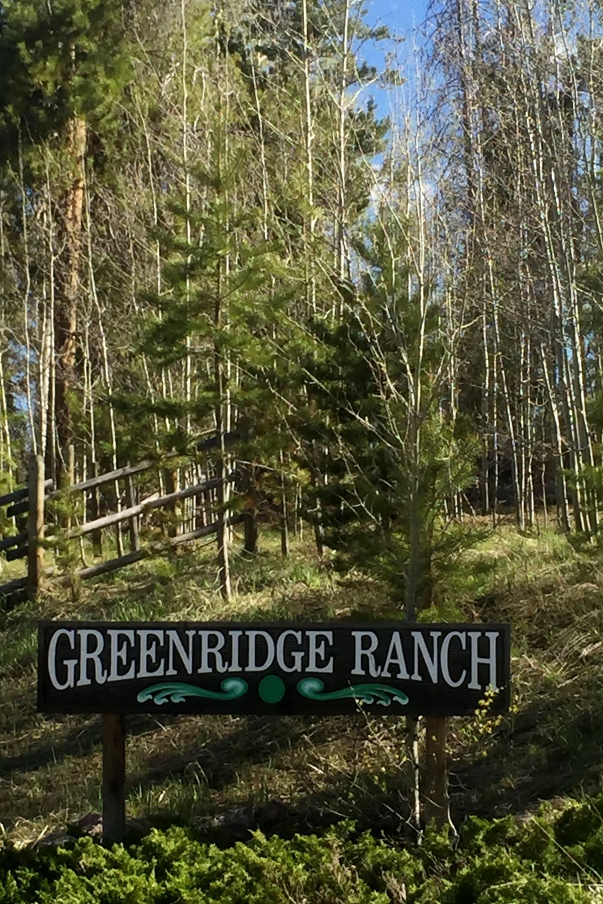 أراضي للـ Sale في Lot 2 Greenridge Ranch 21350 Cheyenne Trail Oak Creek, Colorado, 80467 United States