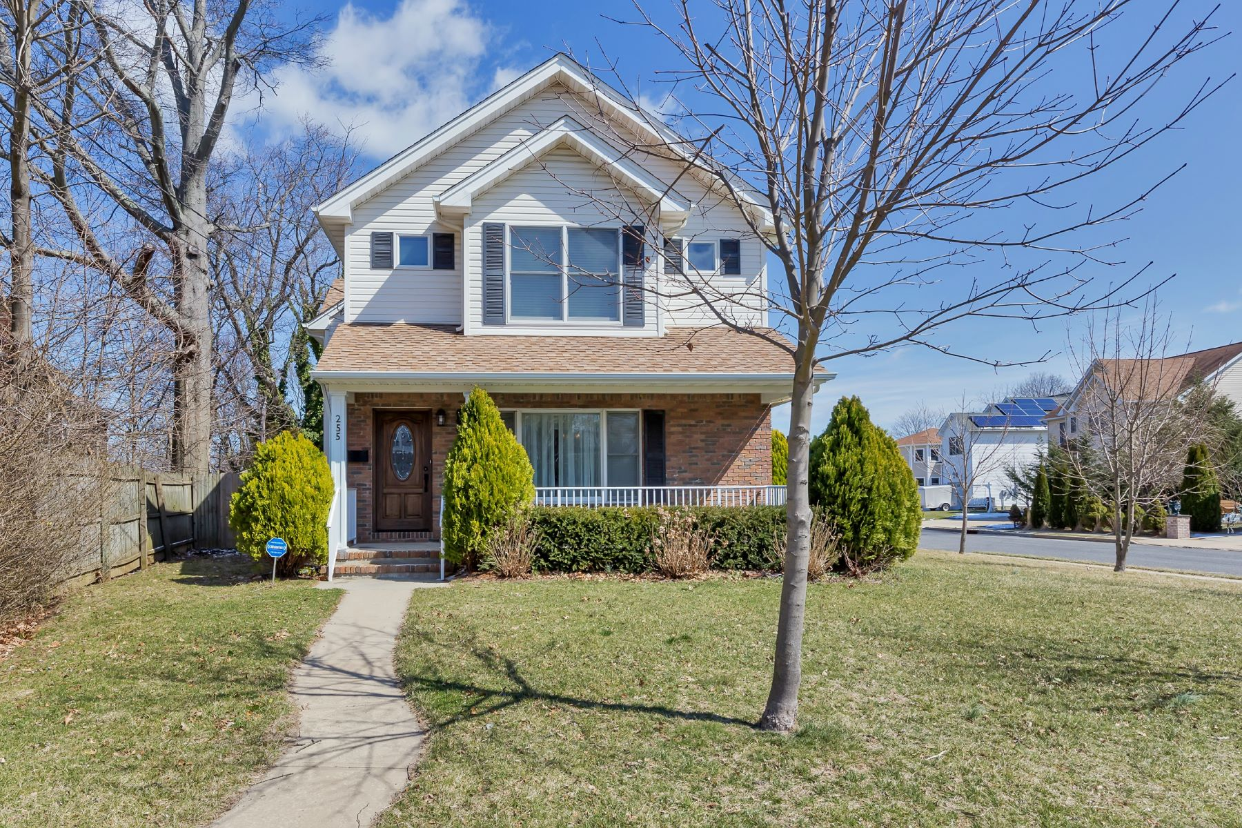 Single Family Home for Sale at In the perfect home, every room is a living room 255 Liberty Street Long Branch, 07740 United States