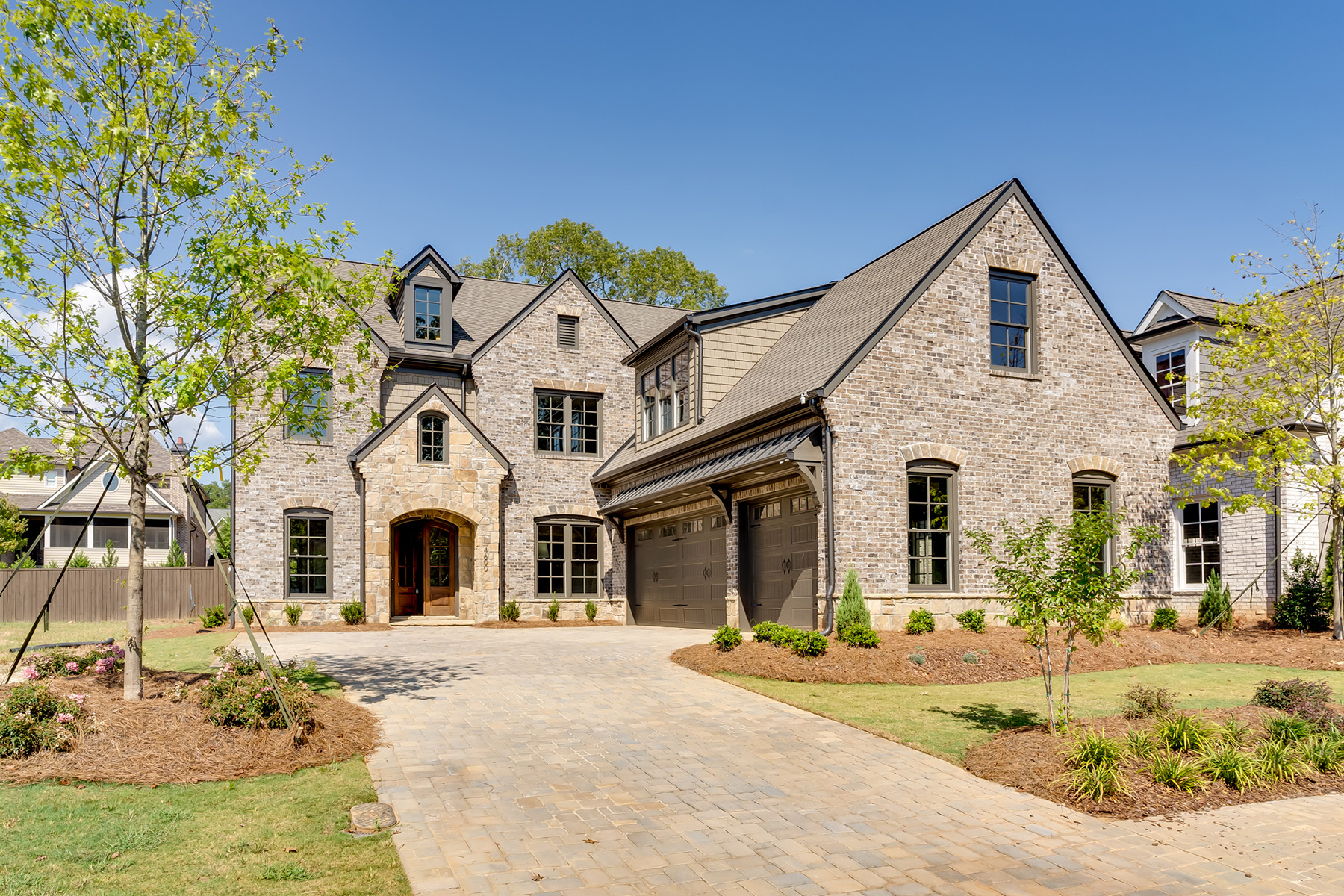 Single Family Homes のために 売買 アット Luxury New Construction In The Heart Of East Cobb 4600 Oakside Point, Marietta, ジョージア 30067 アメリカ