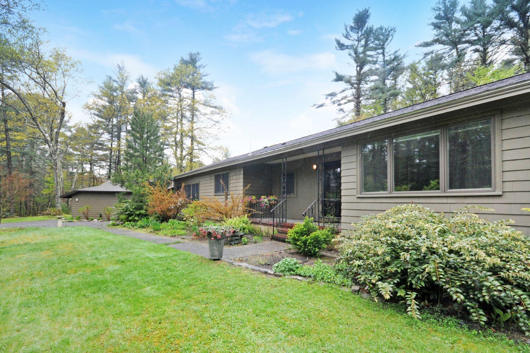 Single Family Home for Active at 187 Partridge Lane, Carlisle 187 Partridge Ln Carlisle, Massachusetts 01741 United States