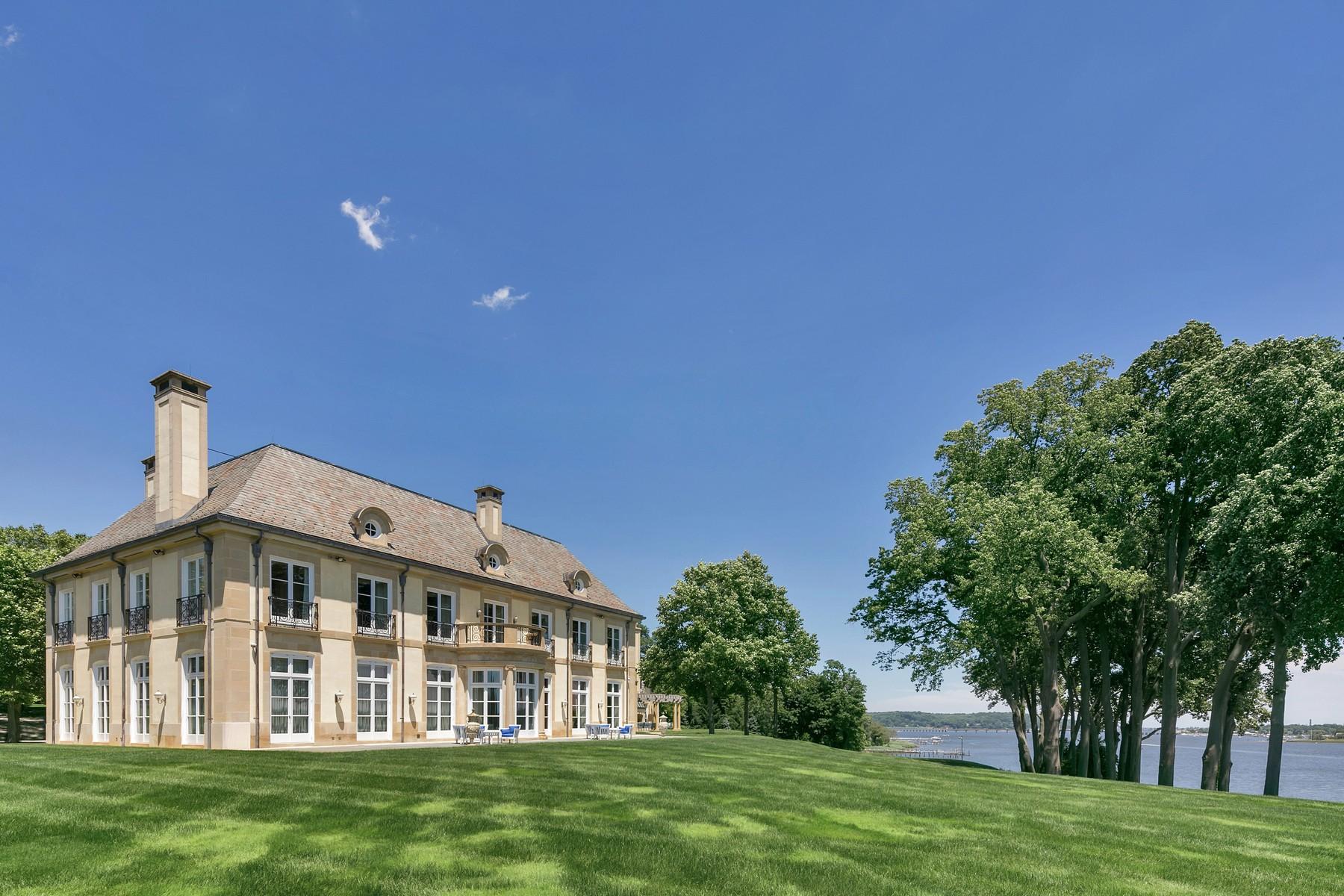 Casa Unifamiliar por un Venta en Robert A.M. Stern Masterpiece Middletown, Nueva Jersey 07748 Estados Unidos