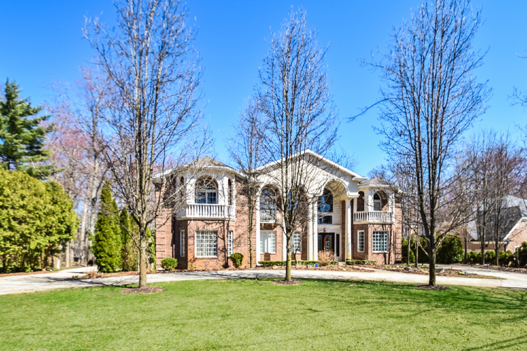 Single Family Homes for Active at Orchard Lake 3131 Erie Drive Orchard Lake, Michigan 48324 United States