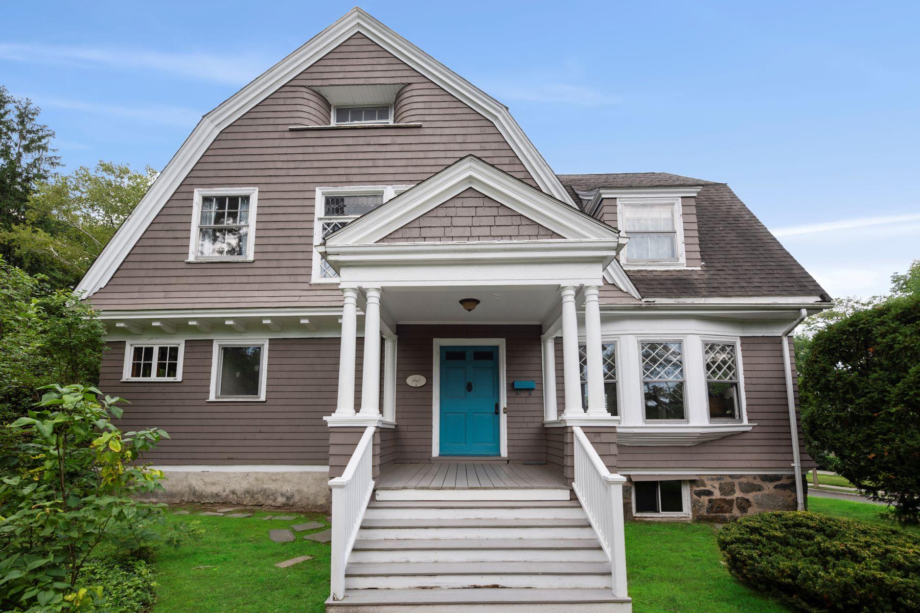Single Family Homes 为 销售 在 1830 Commonwealth Ave 牛顿, 马萨诸塞州 02466 美国
