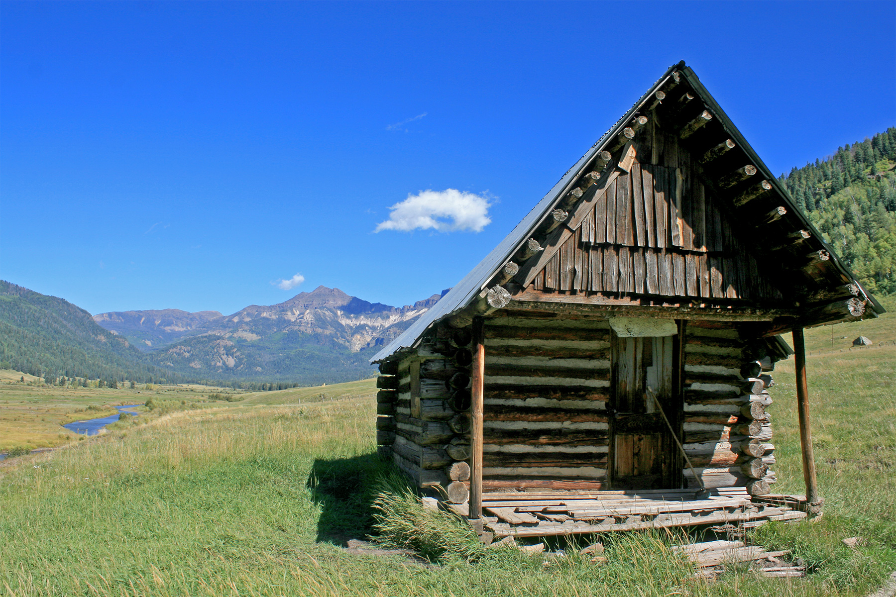 Farm / Ranch / Plantation for Active at Weminuche Ranch TBD Forest Service Road 602 Pagosa Springs, Colorado 81147 United States