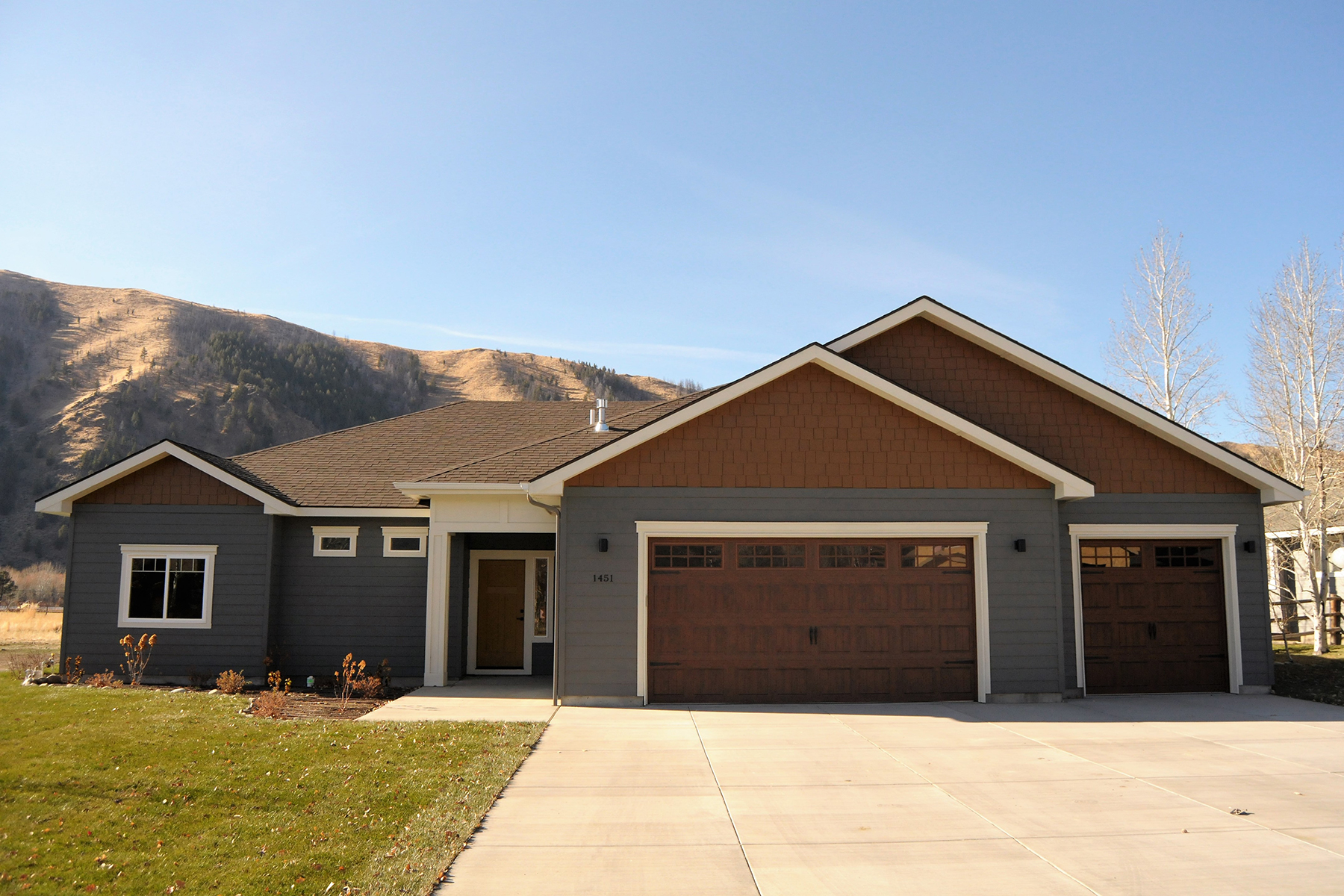 Single Family Home for Active at New Construction Located In Northridge Subdivision 1451 N 2nd Ave Hailey, Idaho 83333 United States