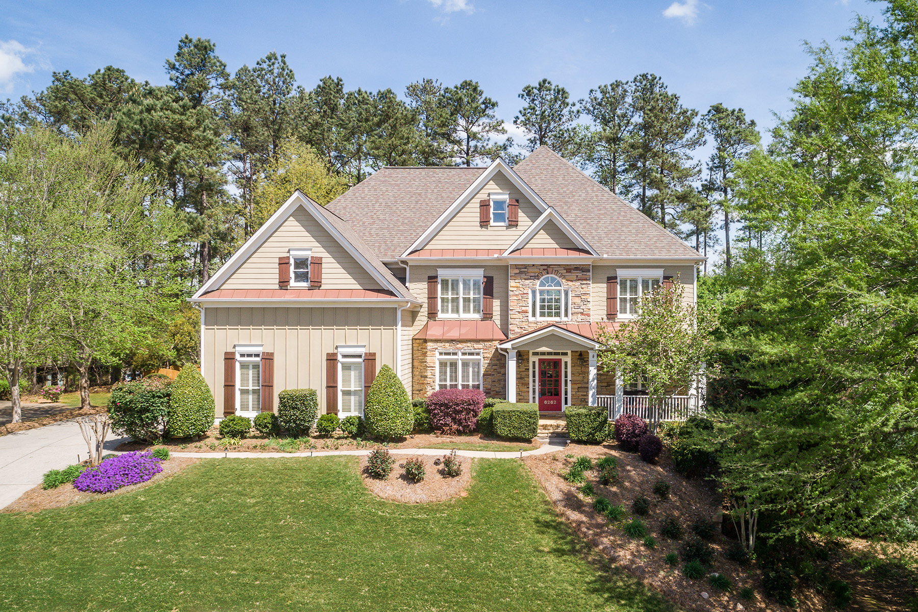 Single Family Homes for Active at Country Club Living 6262 Fernstone Trail Acworth, Georgia 30101 United States