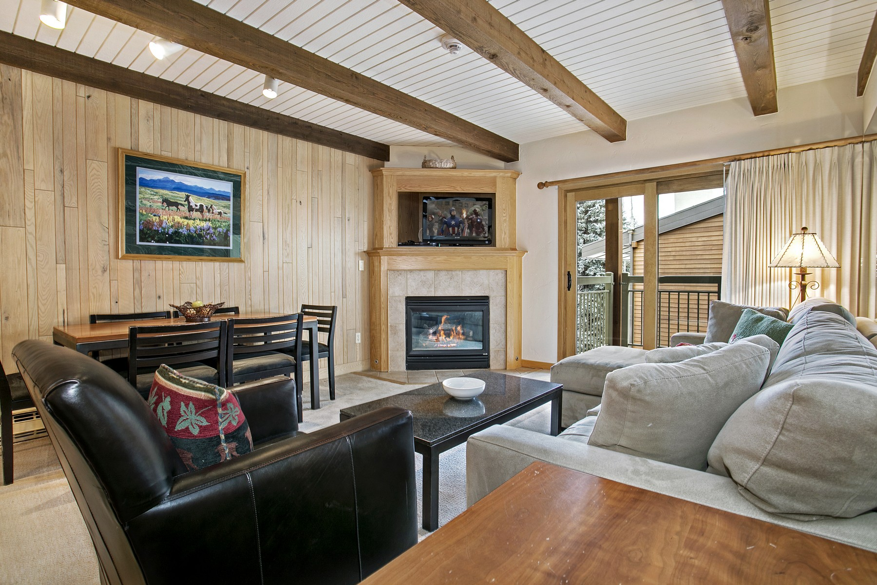Condominium for Active at The Lodge at Lionshead #260 380 E Lionshead Circle #260 Vail, Colorado 81657 United States