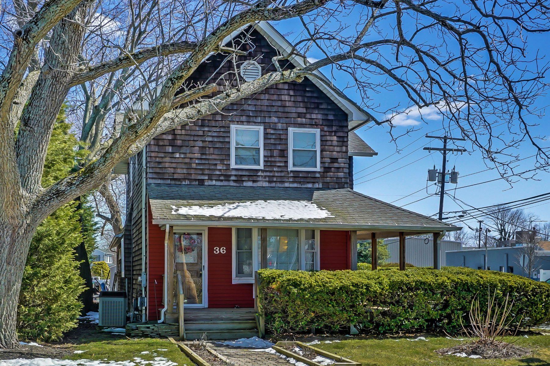 단독 가정 주택 용 매매 에 Rustic Victorian 36 N Main Street, Manasquan, 뉴저지, 08736 미국