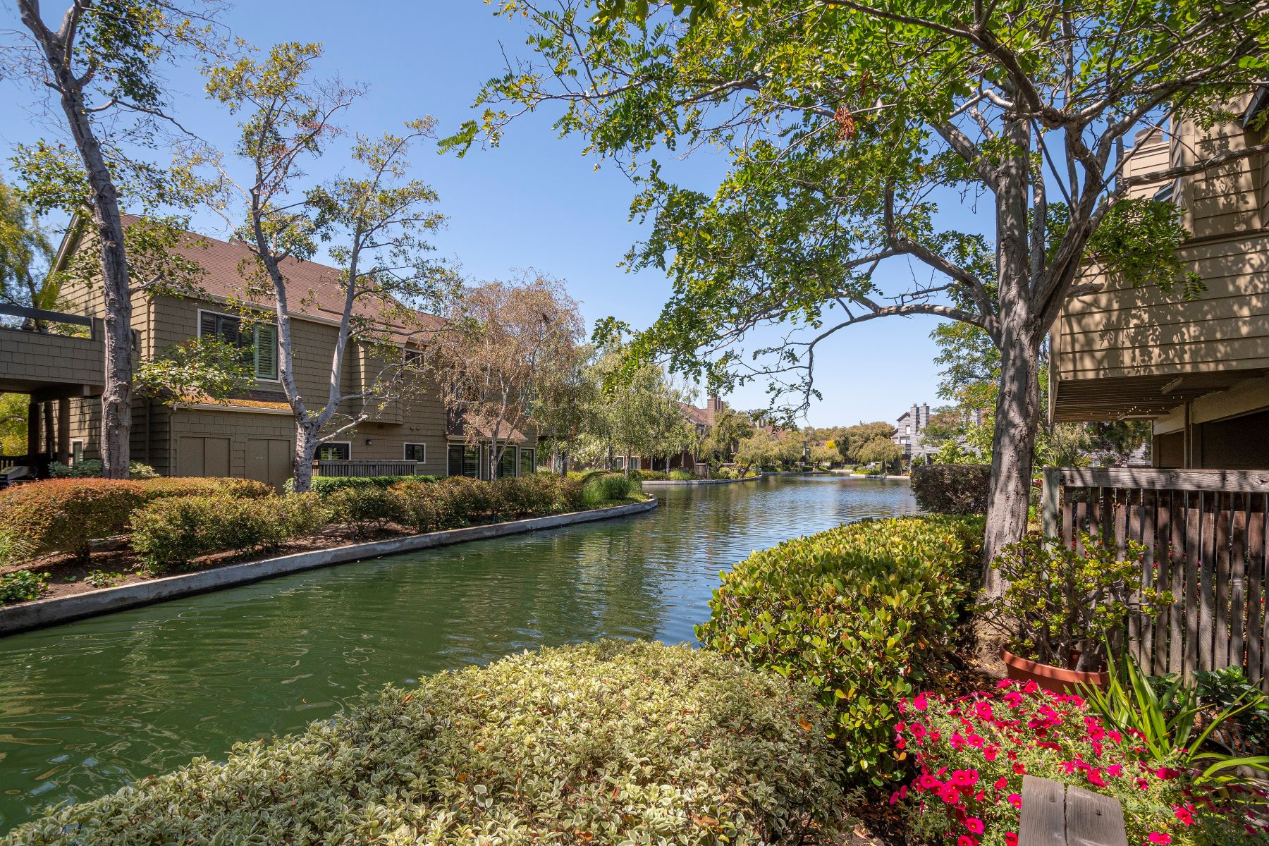 townhouses for Active at Fantastic Waterfront Townhome 102 Harbor Seal Court San Mateo, California 94404 United States