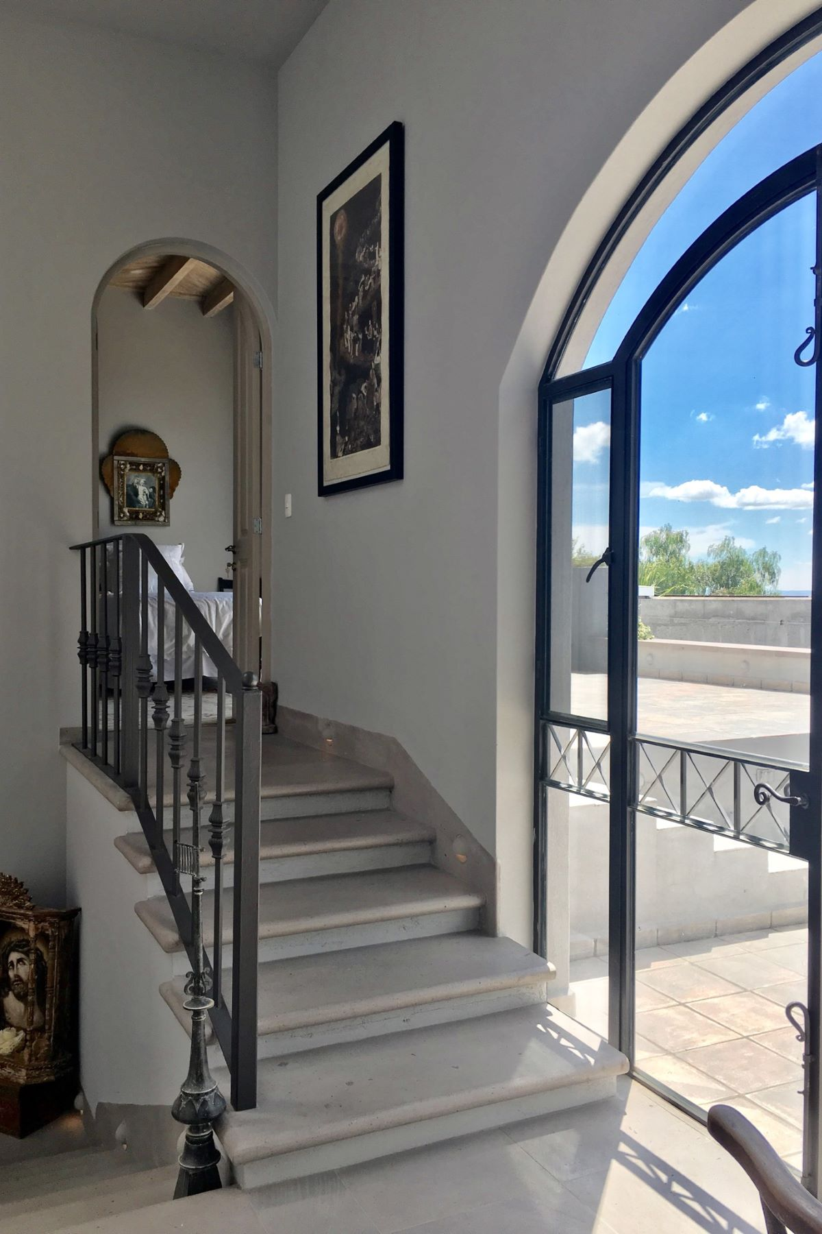 Additional photo for property listing at CASA DE LUZ Ojo De Agua, San Miguel De Allende, Guanajuato Mexico