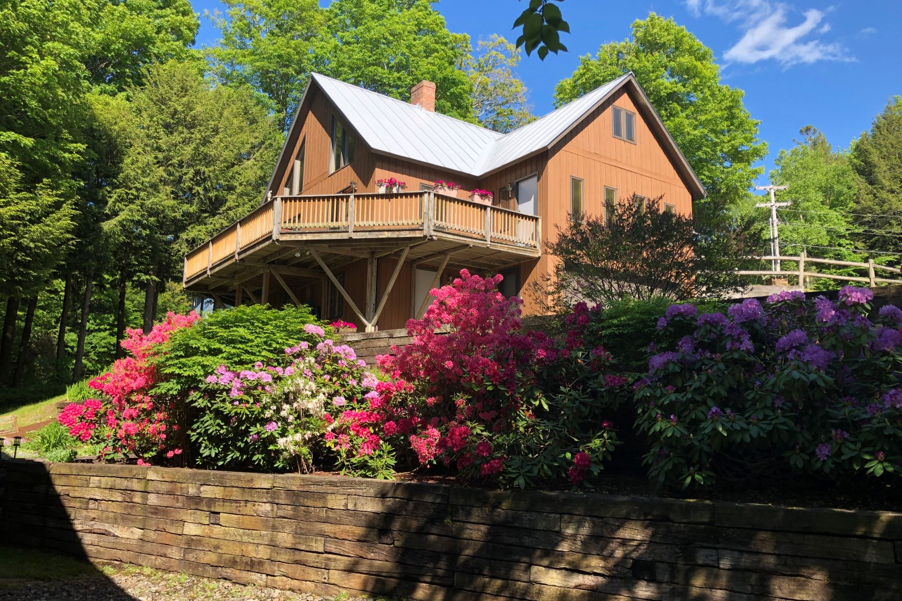 Single Family Homes for Sale at 543 High Meadows Road, Burke 543 High Meadows Rd Burke, Vermont 05832 United States