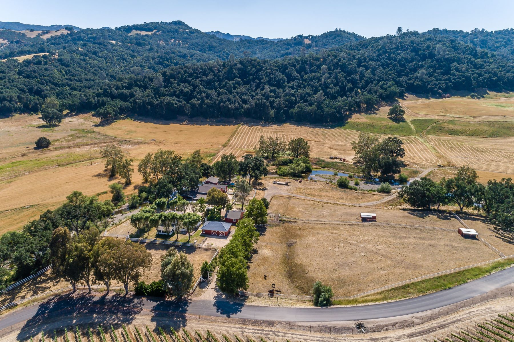 Single Family Homes for Sale at Welcome to Kirk Ranch 335 Cypress Mountain Drive Paso Robles, California 93446 United States