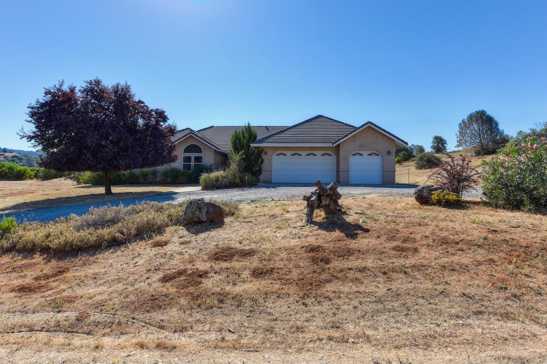 Частный односемейный дом для того Продажа на 1441 Rio Tierra Ct, Placerville, CA 95667 Placerville, Калифорния, 95667 Соединенные Штаты