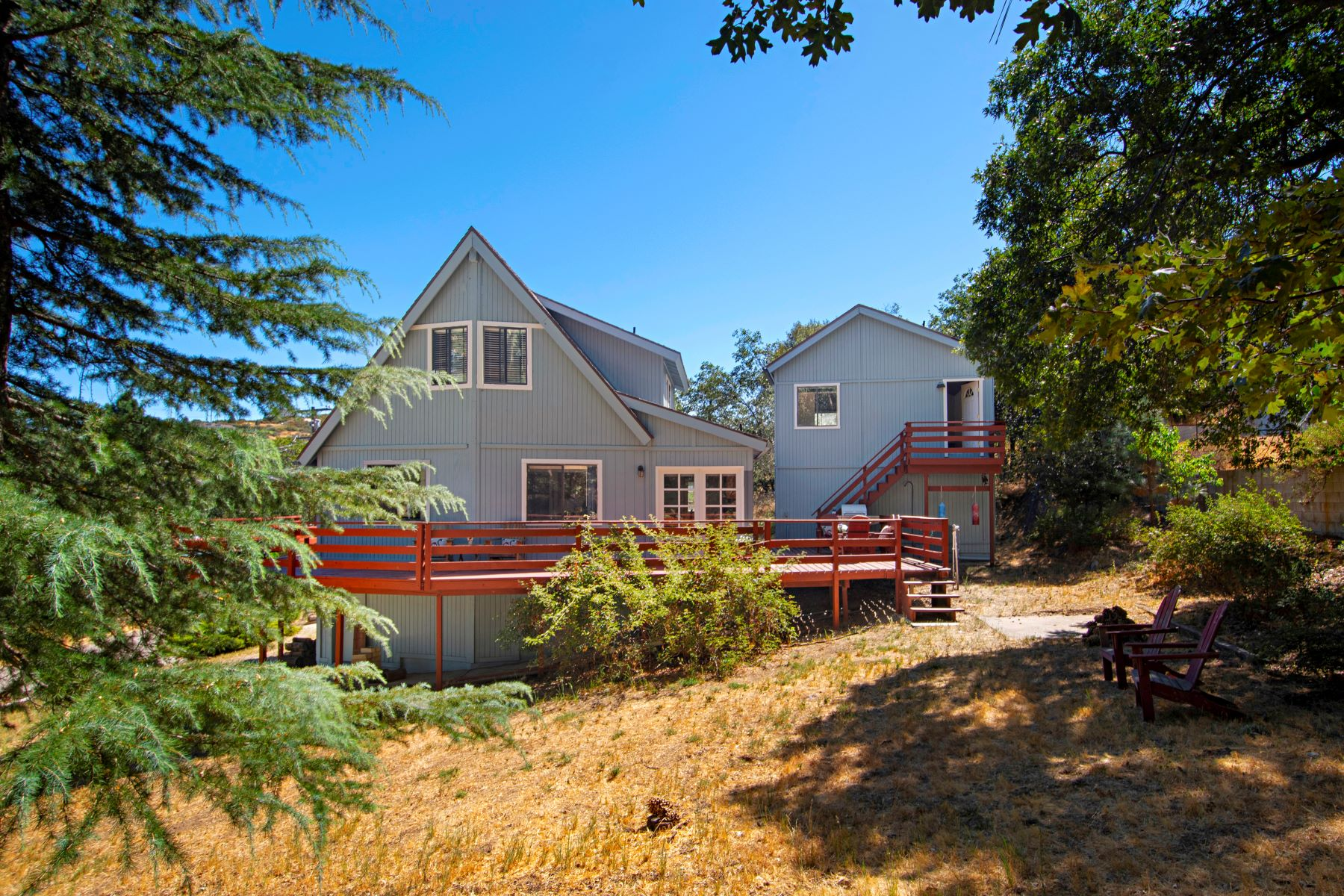 Single Family Homes for Sale at 881 Pine Cone Road Julian, California 92036 United States