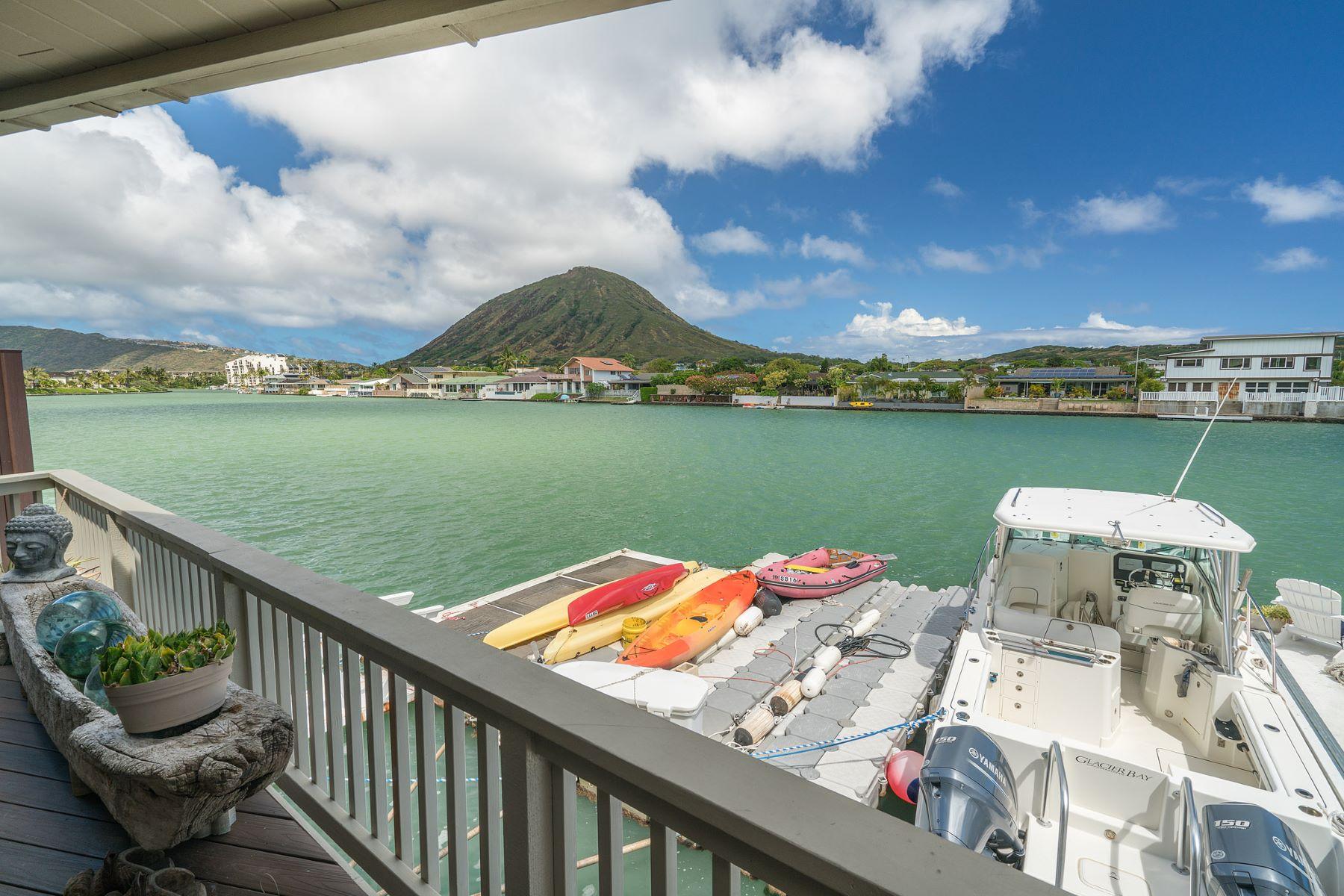 多棟聯建住宅 為 出售 在 Marina Front Living 915 Koko Isle Circle #1603 West Marina, Honolulu, 夏威夷, 96825 美國