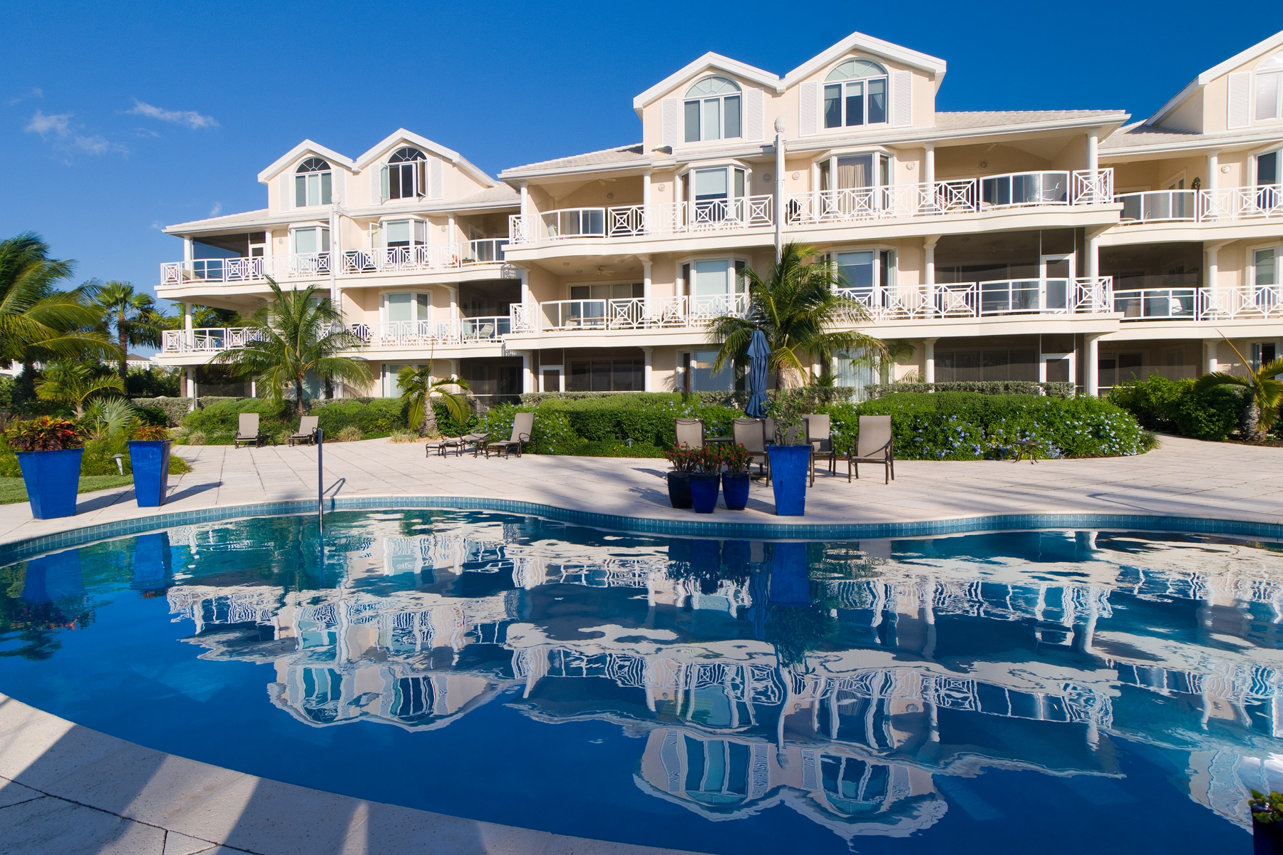 Condominium for Sale at The Grandview on Grace Bay - Suite 202 Grace Bay, Turks And Caicos Islands