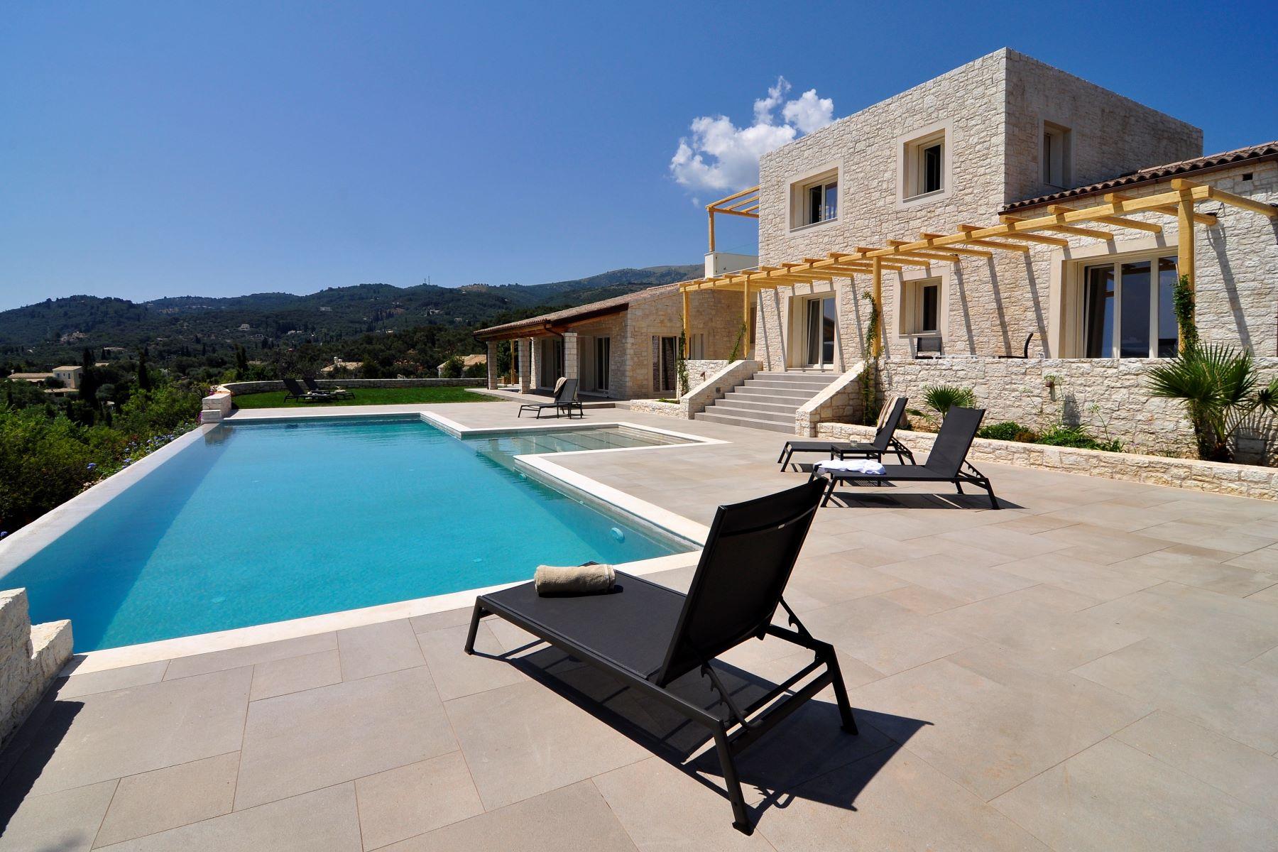 Single Family Home for Sale at Azzurro Corfu, Ionian Islands, Greece