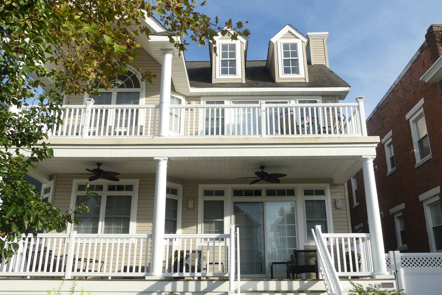 Condominiums for Sale at 2nd Floor Central Avenue Condo 923 Central Avenue Unit 2 Ocean City, New Jersey 08226 United States