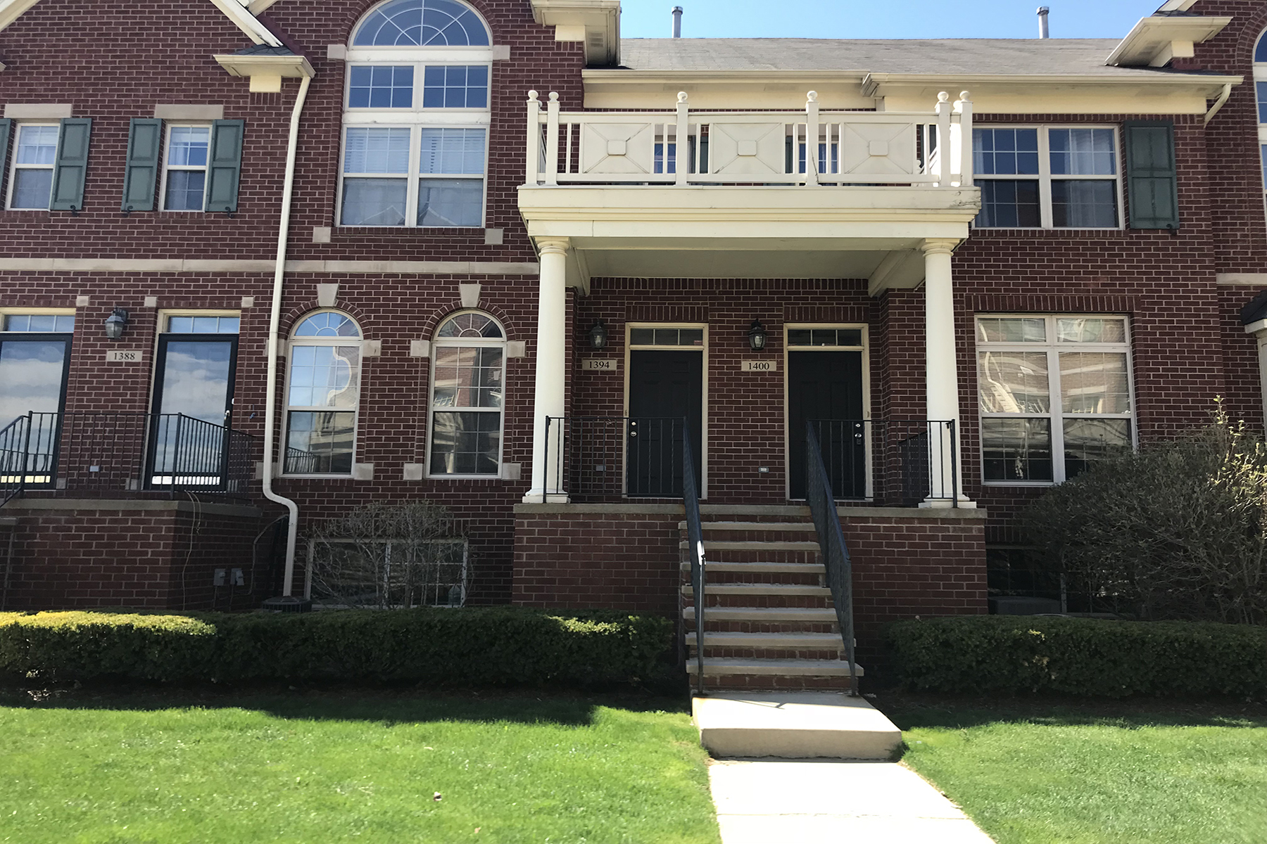 Condominiums for Sale at Troy 1400 Ashford Court Troy, Michigan 48084 United States