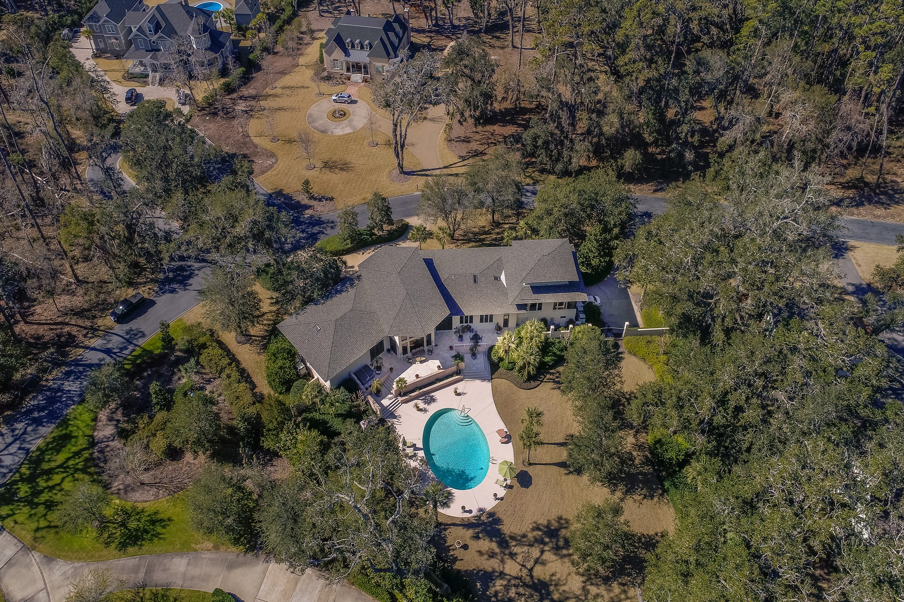 Einfamilienhaus für Verkauf beim 139 Point Lane St. Simons Island, Georgia, 31522 Vereinigte Staaten