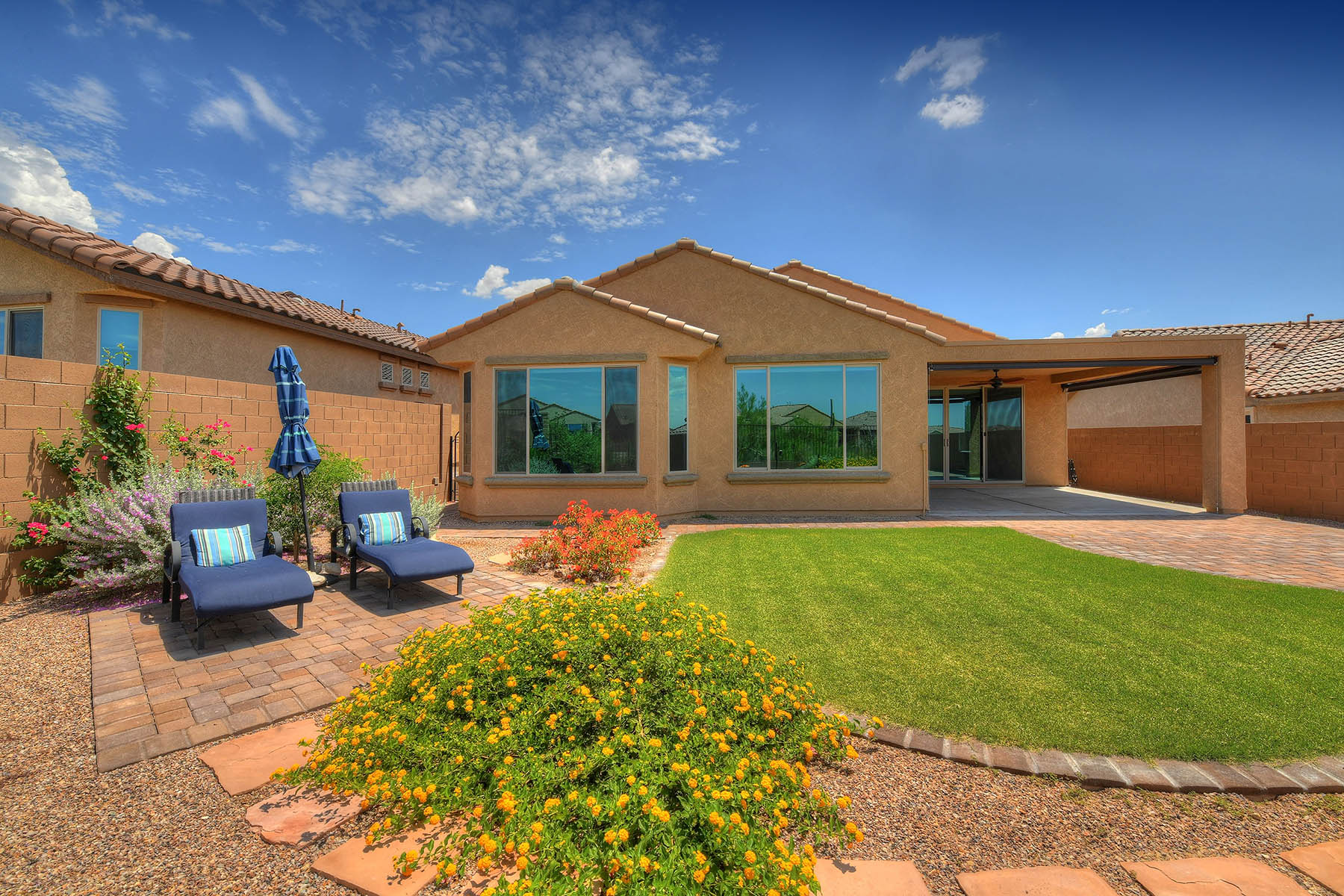 Single Family Homes for Sale at Truly Exceptional in Quality and Finishes 7020 W Cape Final Trail Marana, Arizona 85658 United States