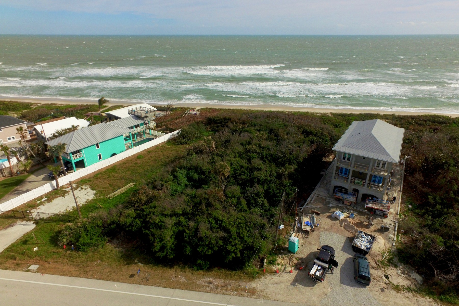 Land for Sale at Oceanfront Homesite 12908 HIGHWAY A1A Vero Beach, Florida 32963 United States