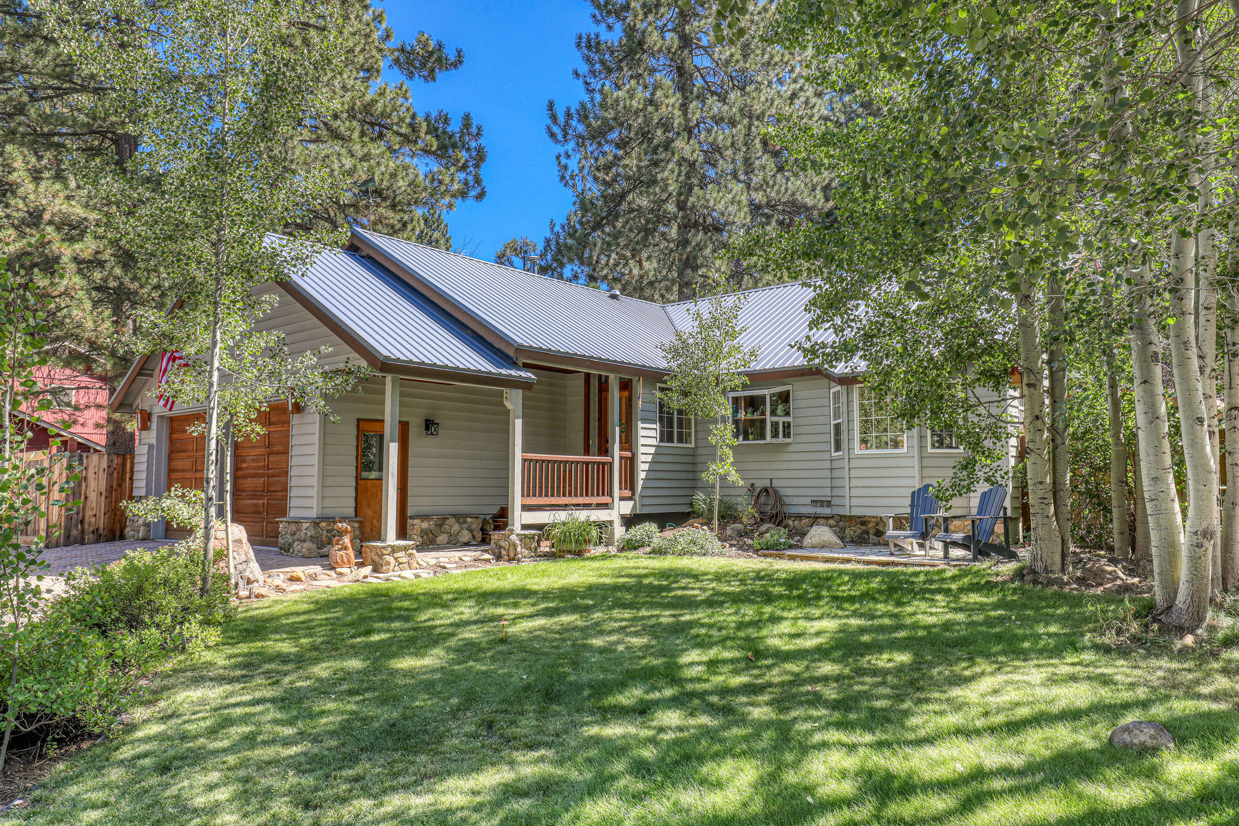 Single Family Homes for Active at Truckee Oasis Awaits 10989 Jeffery Pine Road Truckee, California 96161 United States