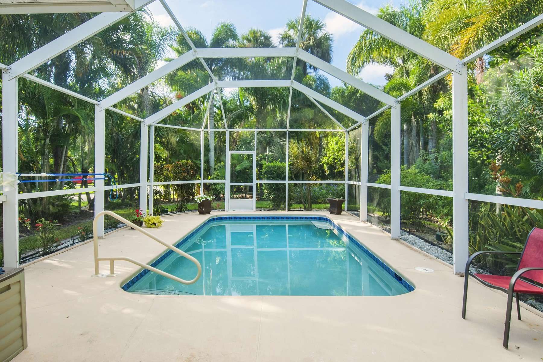 Property for Sale at Fantastic Four Bedroom Pool Home 819 41st Court Vero Beach, Florida 32960 United States