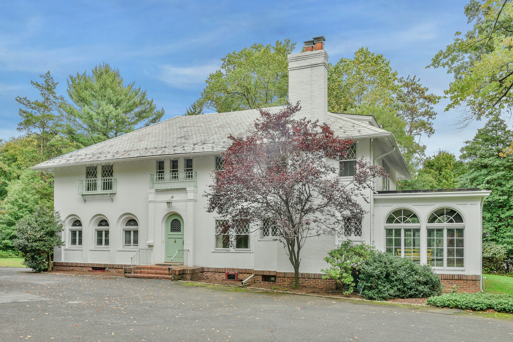 Single Family Home for Sale at Privacy and Serenity 45 Wildwood Avenue, West Orange, New Jersey, 07052 United States