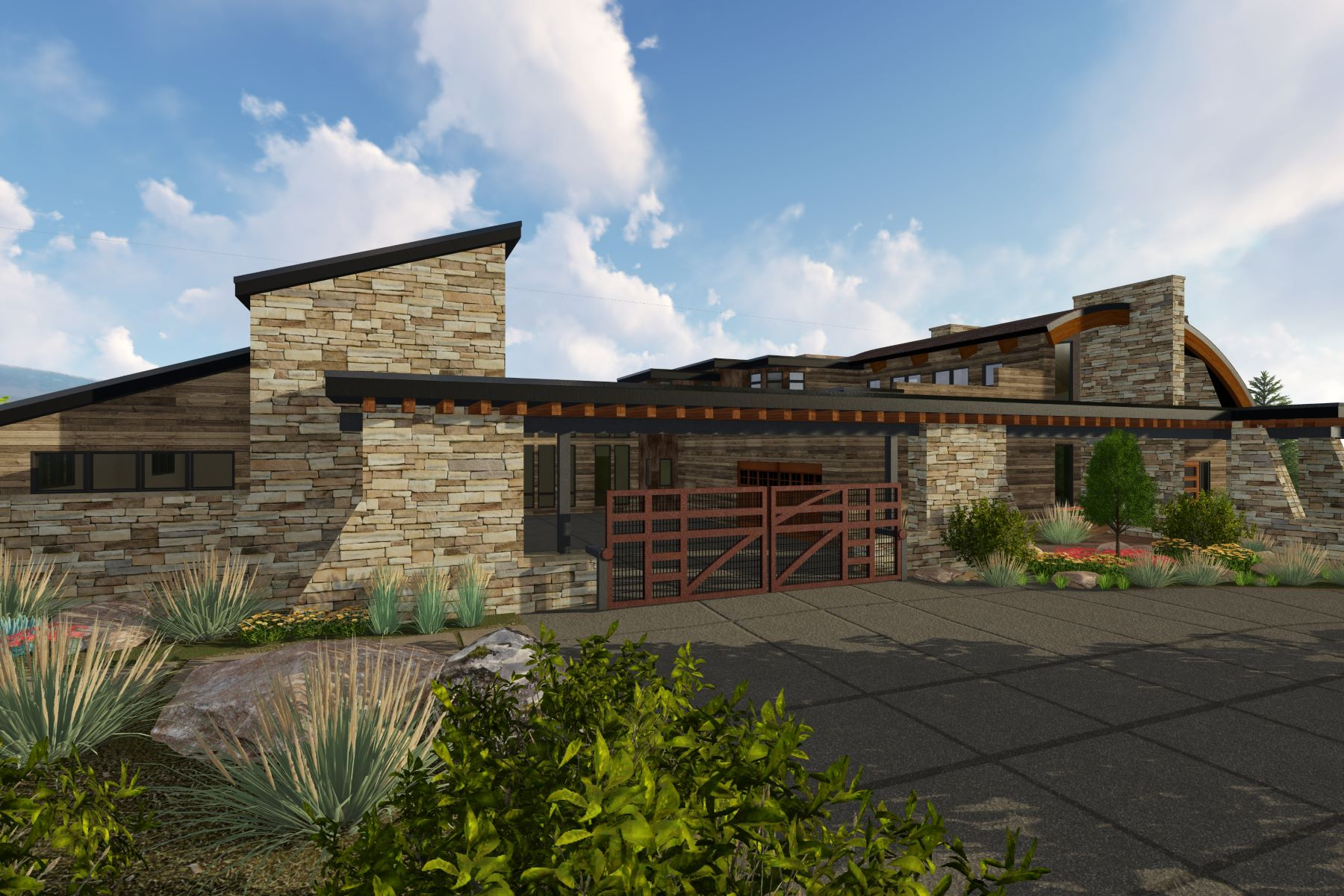 Single Family Homes for Sale at Stunning Mountain Contemporary Home 3382 Keep Drive Sedalia, Colorado 80135 United States