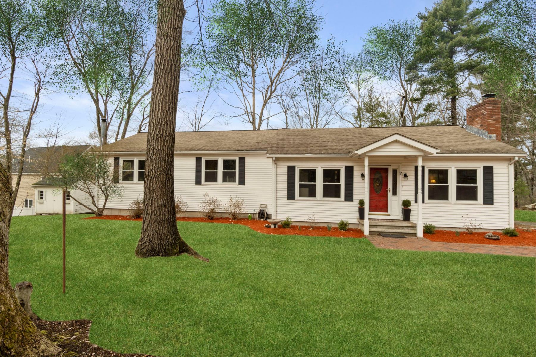 Single Family Homes για την Πώληση στο Wayland, Μασαχουσετη 01778 Ηνωμένες Πολιτείες