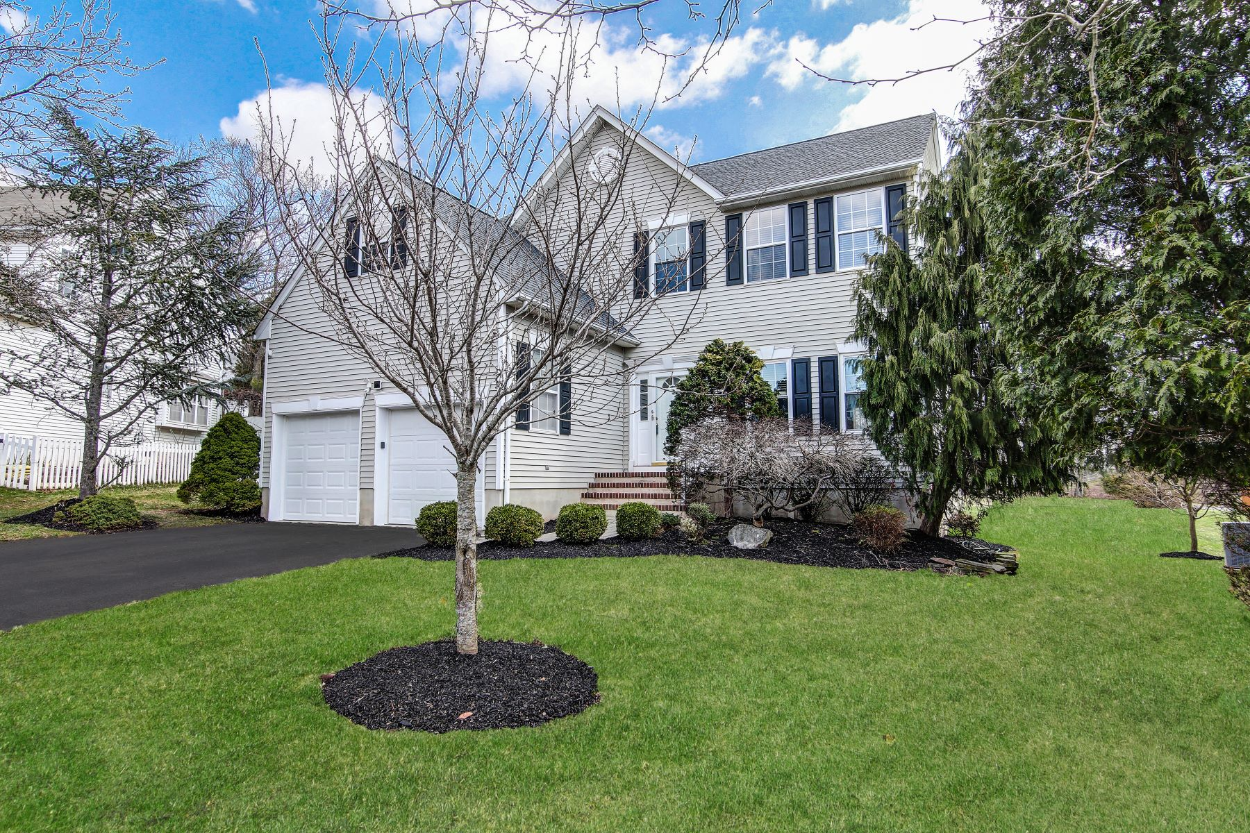 House for Sale at Beautifully Updated Colonial 72 Huntley Way Bridgewater, New Jersey 08807 United States