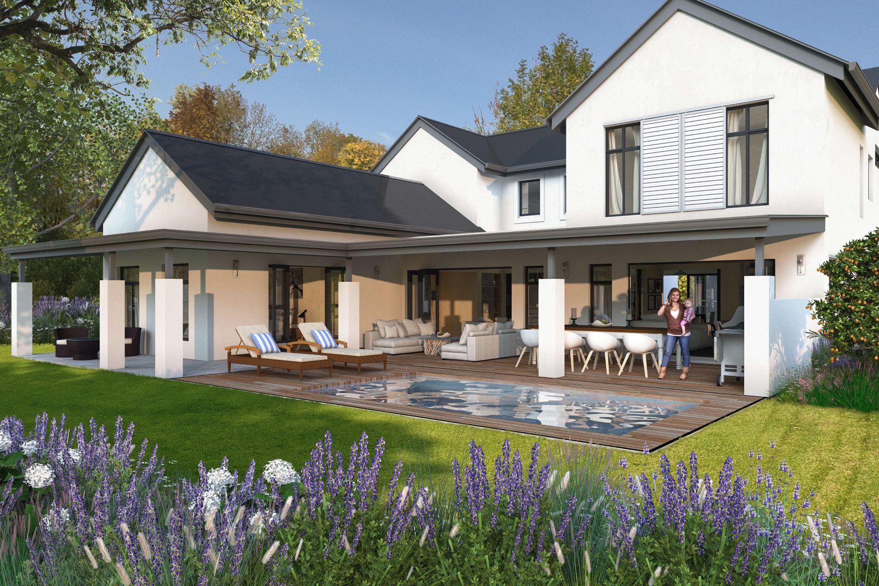 Casa Unifamiliar por un Venta en Devonvale Golf & Wine Estate Phase 2 Devonvale Golf & Wine Estate Devon Valley, Stellenbosch, Provincia Occidental Del Cabo, 7600 Sudáfrica