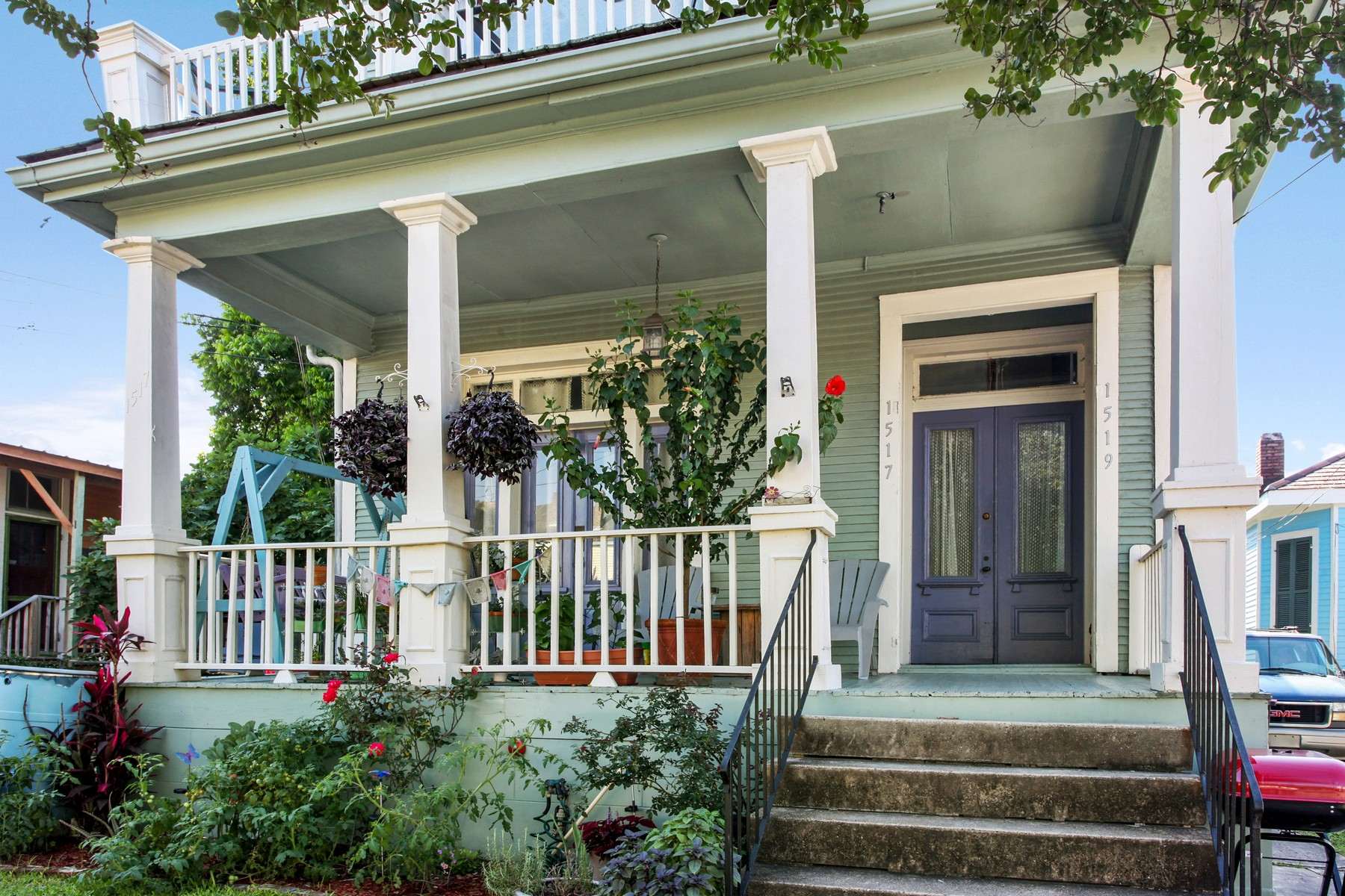 Multi-Family Home for Sale at 1517-19 Crete Street, New Orleans New Orleans, Louisiana, 70119 United States