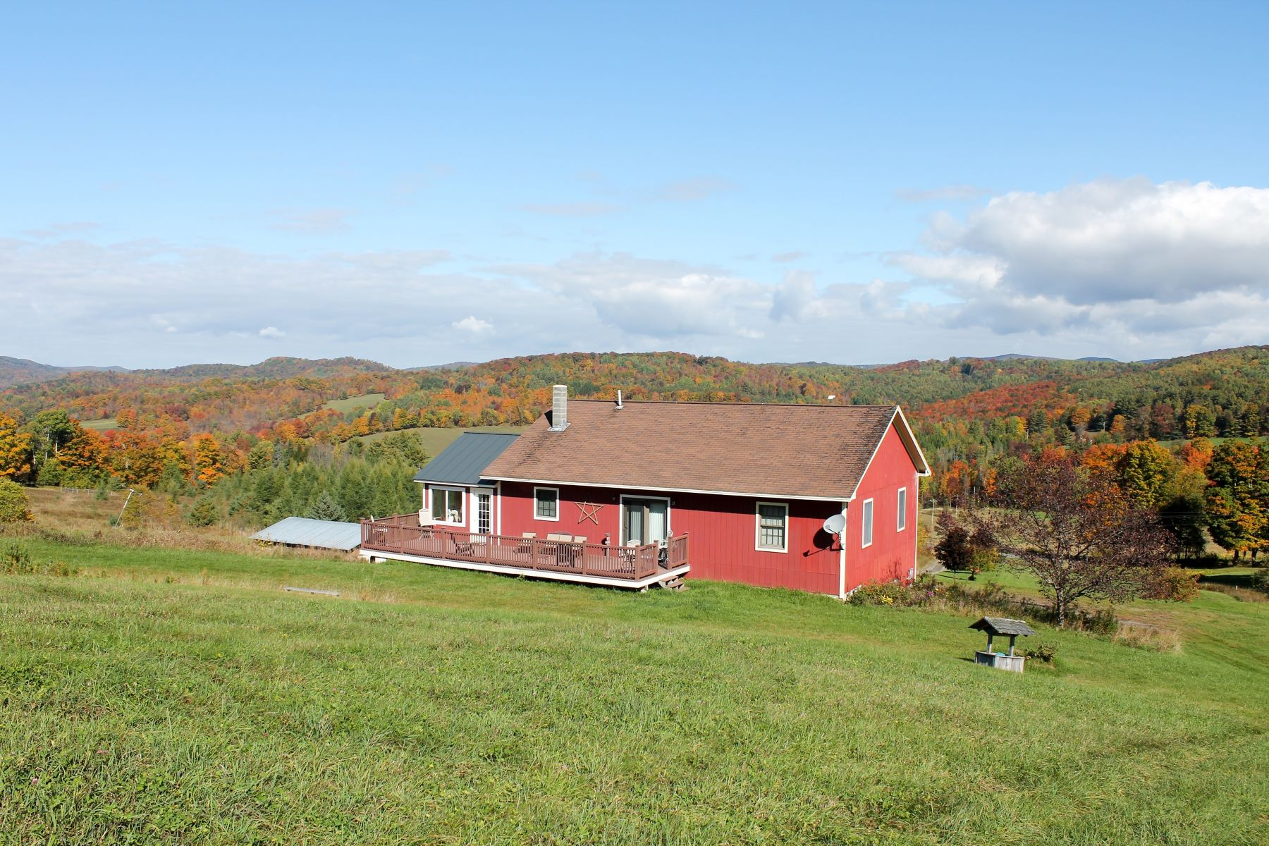 Single Family Home for Sale at Mountain Views in Chelsea 56 Densmore, Chelsea, Vermont, 05038 United States