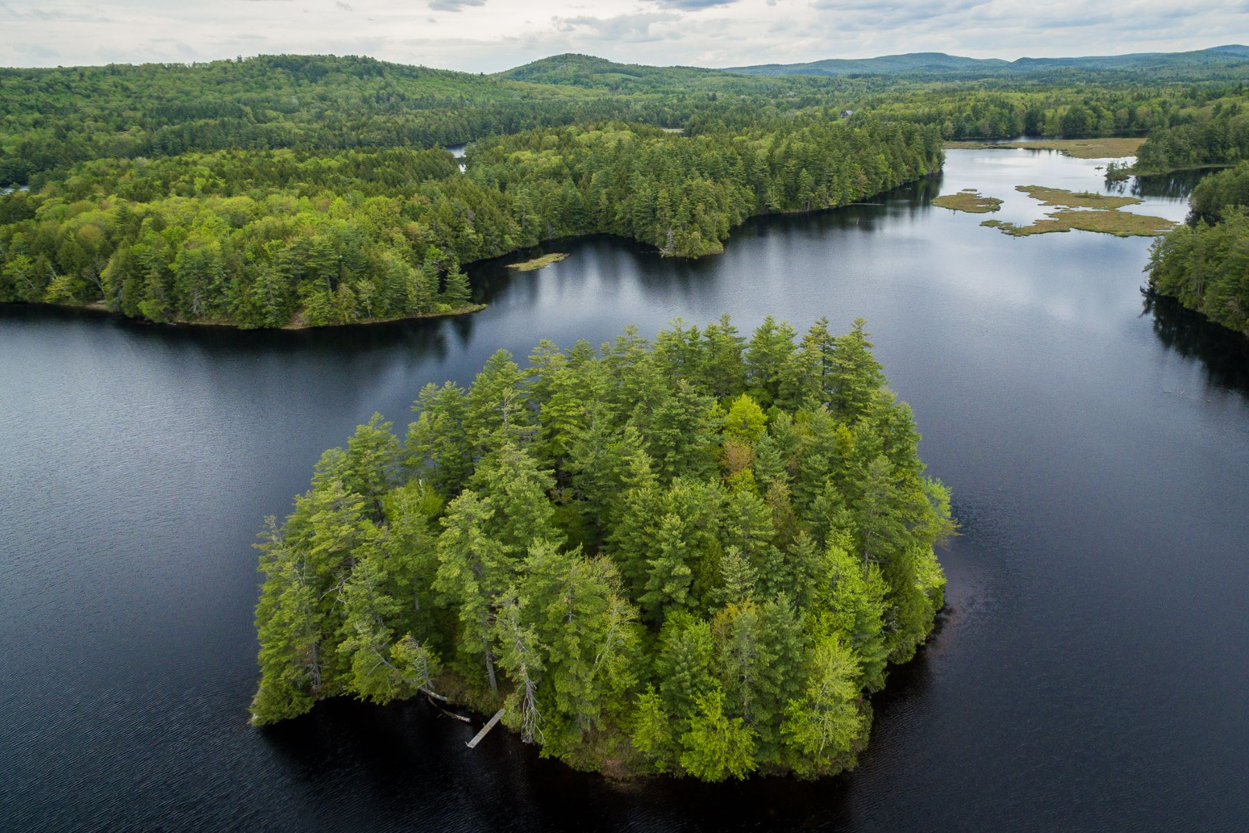 Private Island for Sale at Ledge Island, Steven's Pond Liberty, Maine 04949 United States