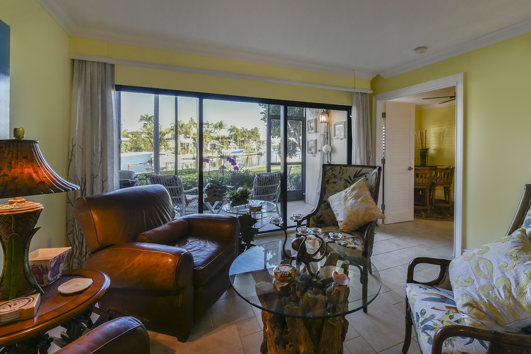 Additional photo for property listing at Cay Harbor Living at Ocean Reef Cay Harbor 1D Key Largo, Florida 33037 États-Unis