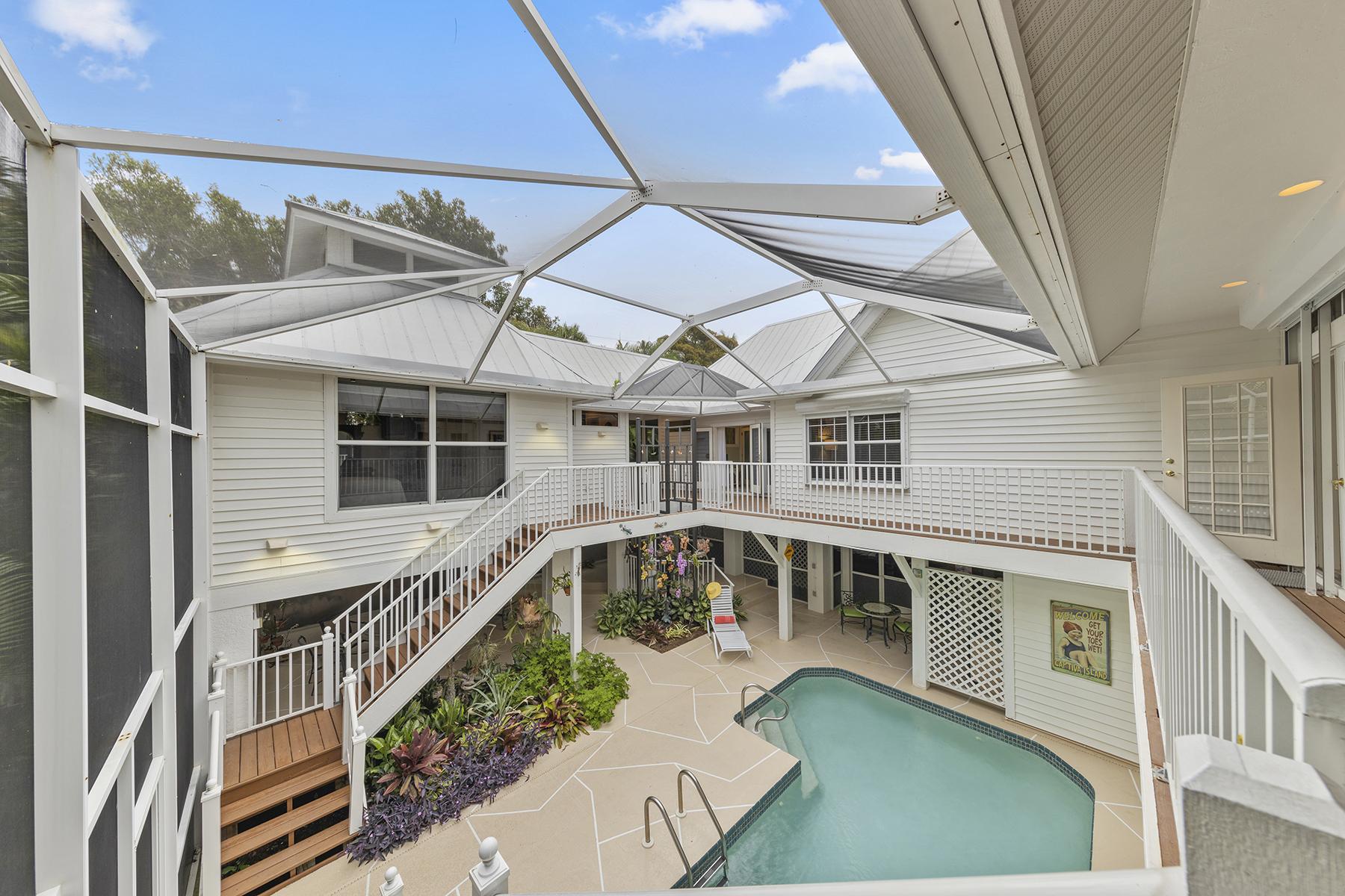 Single Family Homes für Verkauf beim CAPTIVA 11514 Wightman Ln, Captiva, Florida 33924 Vereinigte Staaten