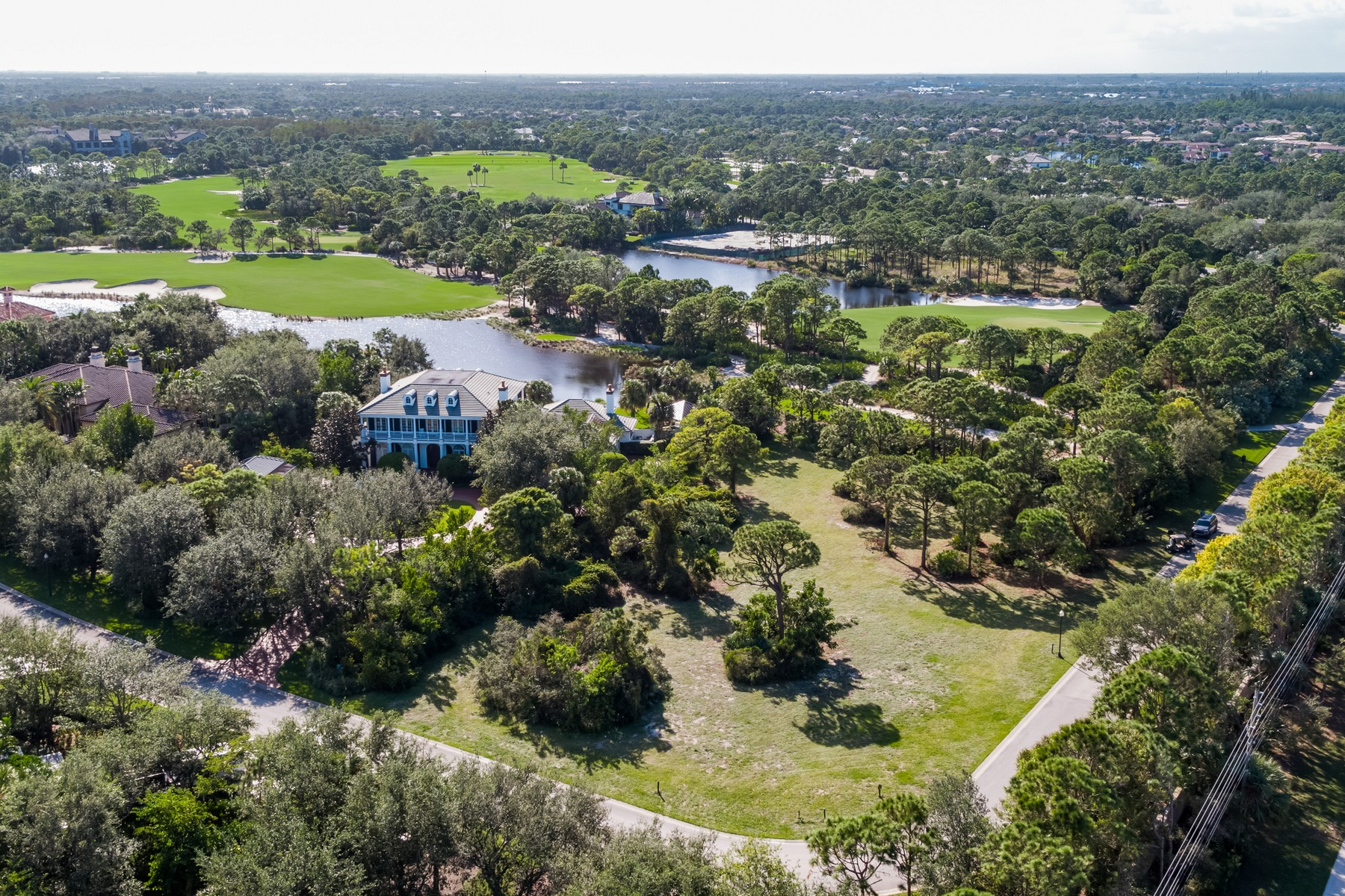 Land for Sale at 210 Bear's Club Drive, Lot 5 at The Bear's Club Jupiter, Florida 33477 United States