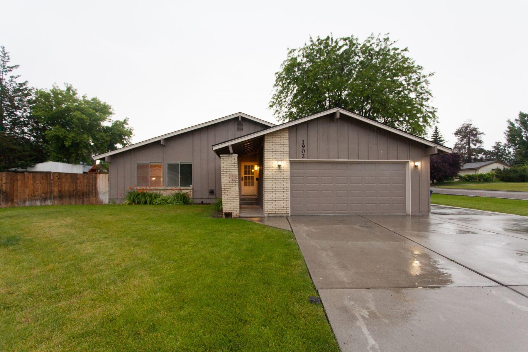 獨棟家庭住宅 為 出售 在 1902 Grant, Caldwell Caldwell, 愛達荷州, 83605 美國