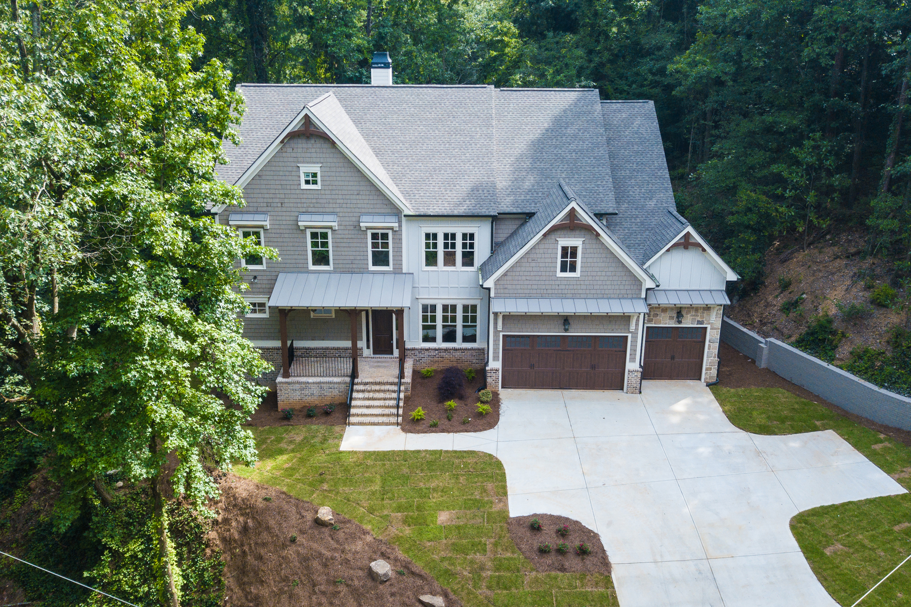 단독 가정 주택 용 매매 에 Vinings Best New Construction 3446 Cochise Drive Vinings, Atlanta, 조지아, 30339 미국