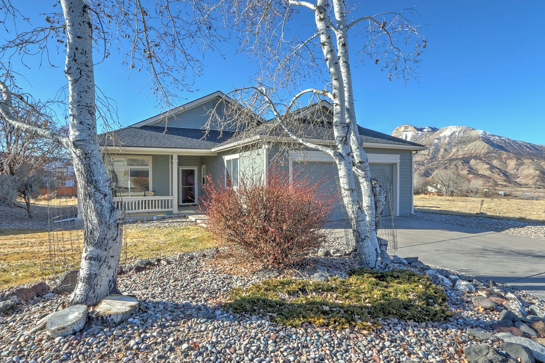 Single Family Homes for Sale at CANYON VIEW, LOT 25 206 Limberpine Circle Parachute, Colorado 81635 United States
