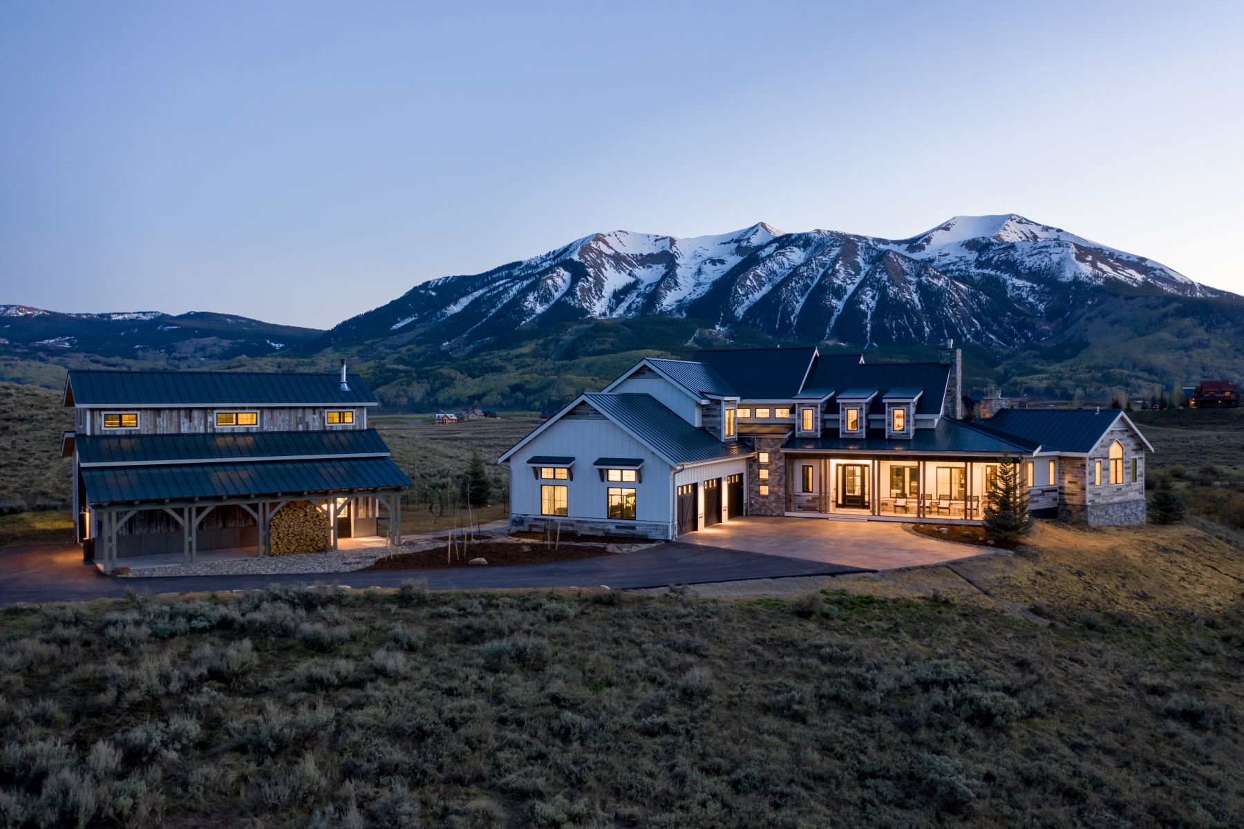 Single Family Homes for Sale at 395 Lake Ridge Drive Crested Butte, Colorado 81224 United States