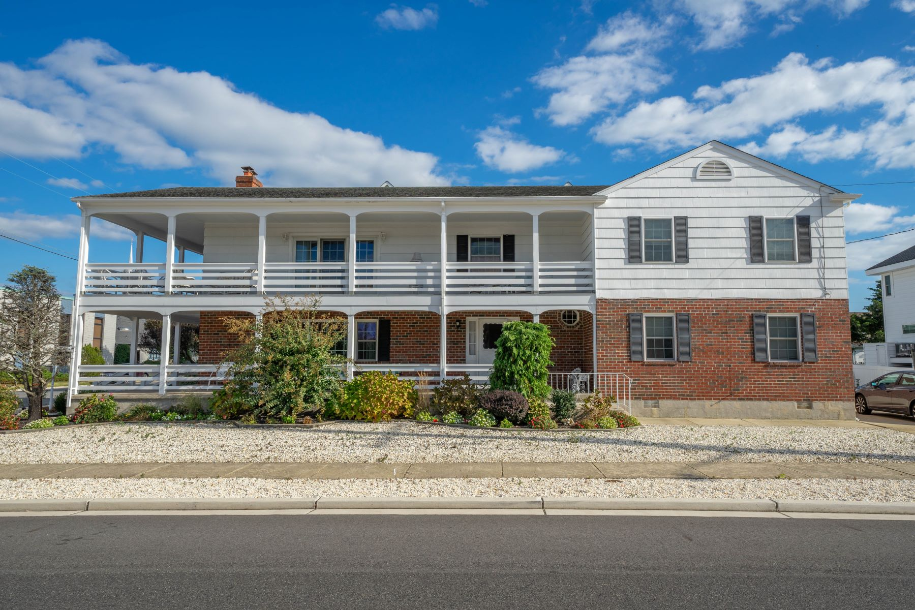 Single Family Homes por un Venta en Oversized Beach Home 298 50th Street Avalon, Nueva Jersey 08202 Estados Unidos