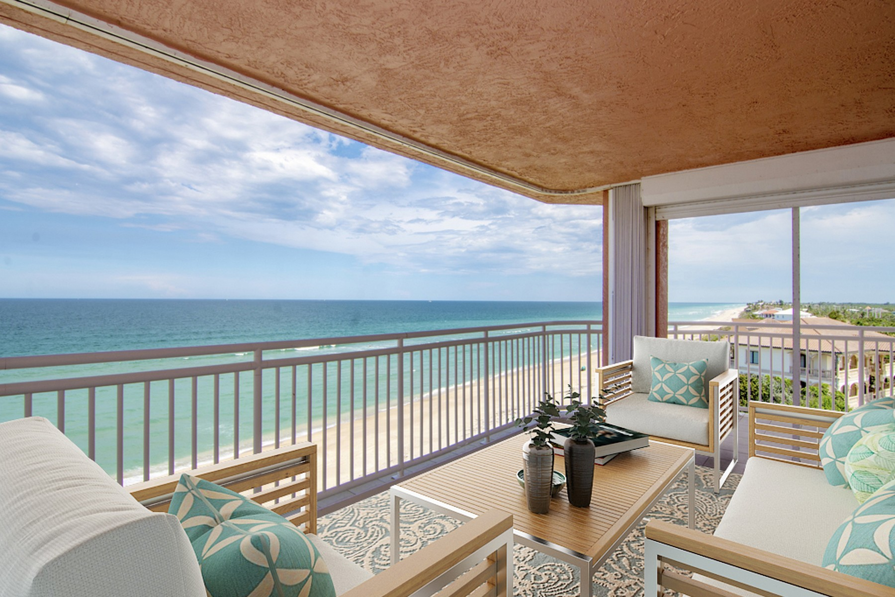 Condominium for Sale at Pristine Oceanfront Condo 5635 S Highway A1A #A704 Melbourne Beach, Florida 32951 United States
