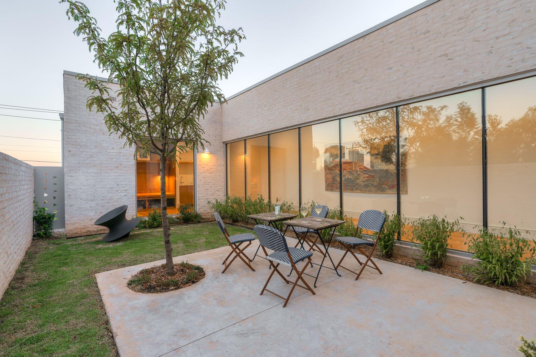 Single Family Homes for Sale at Contemporary Reposal in SoSA 614 NW 6th Street Oklahoma City, Oklahoma 73102 United States