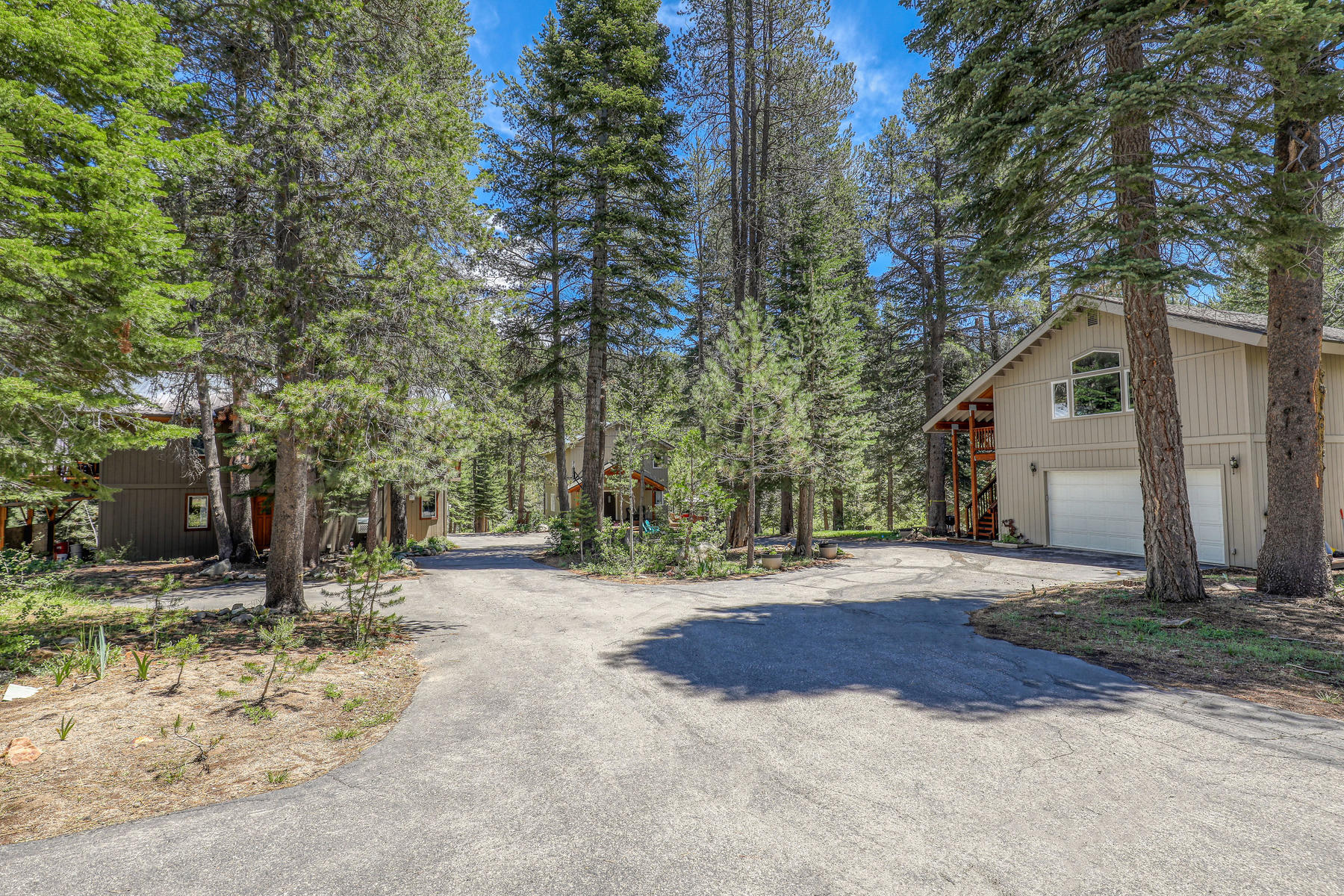 Additional photo for property listing at Private And Peaceful Riverfront Property 6460 & 6464 River Street Olympic Valley, California 96146 United States