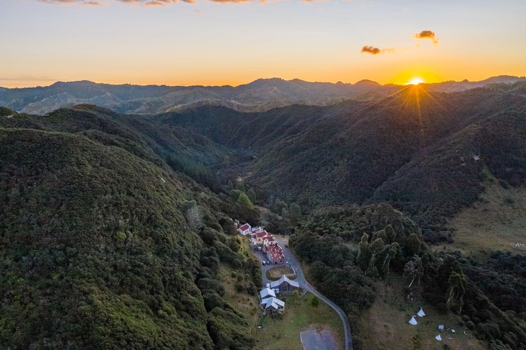 por un Venta en Mellonsfolly Ranch 440 Crotons Road, Ruatiti Raetihi, Manawatu Manganui 5462 Nueva Zelanda